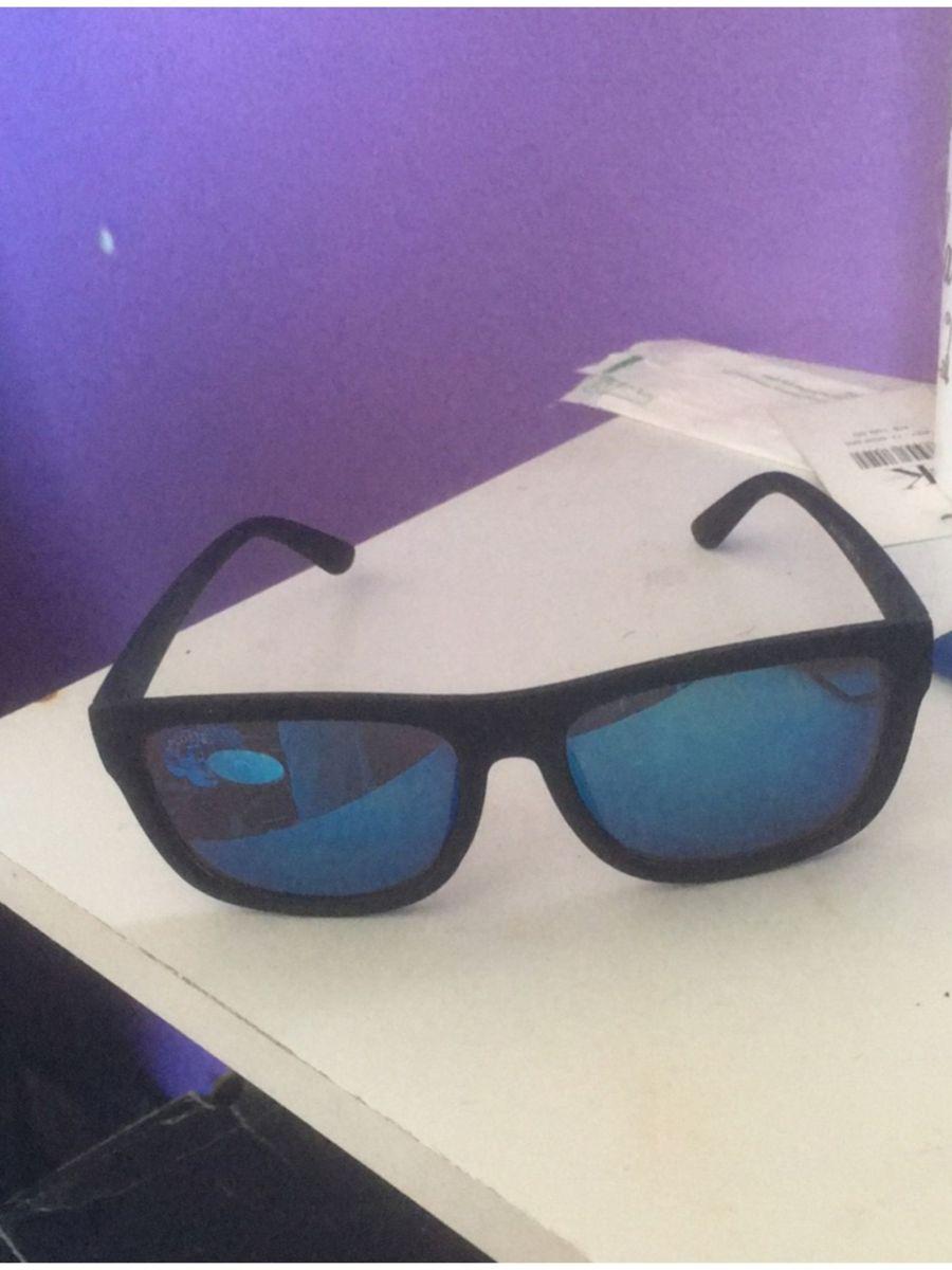 6592f0c93 Óculos de Sol Azul Espelhado Lacoste | Óculos Feminino Lacoste Nunca ...