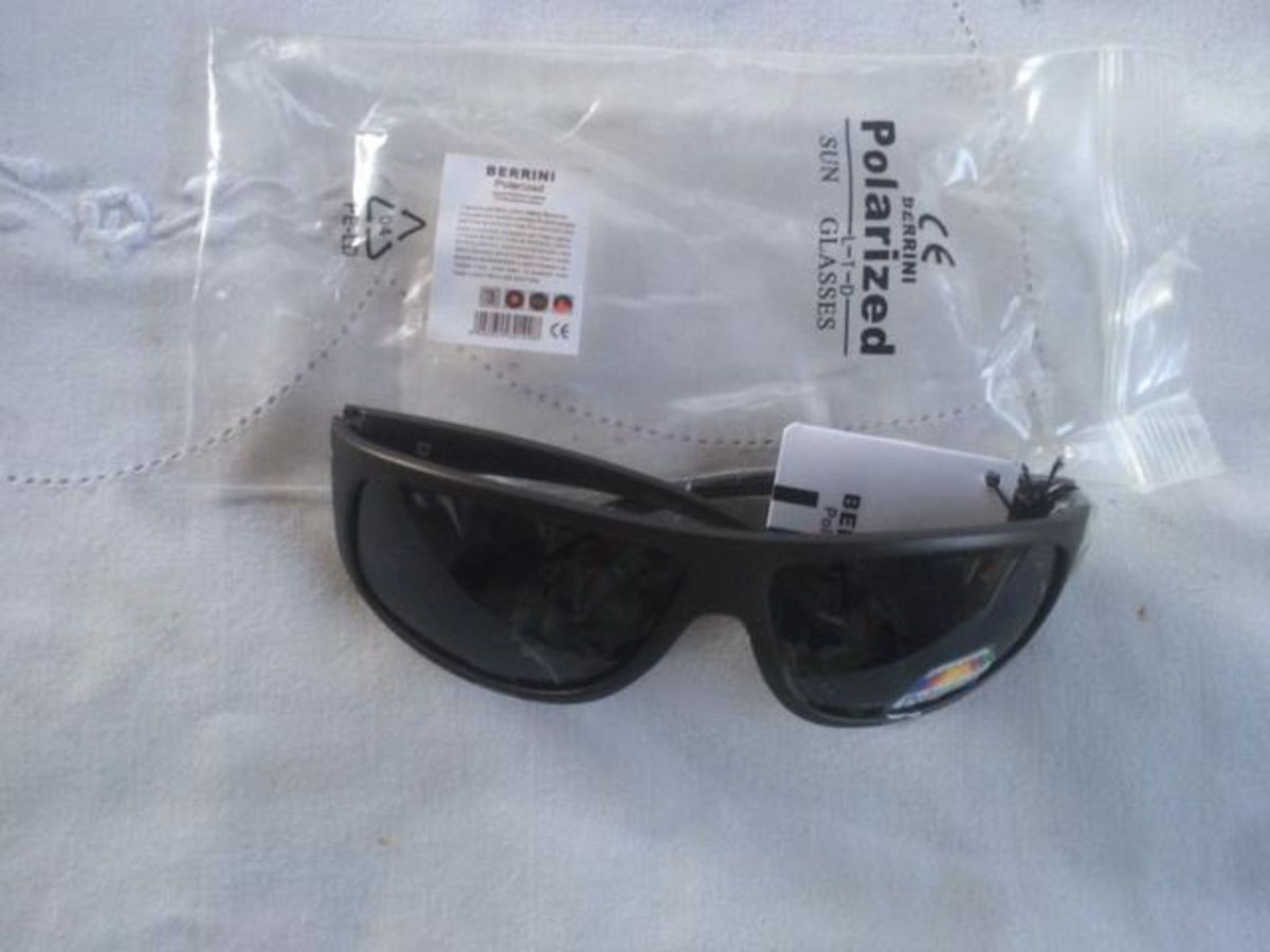 Óculos de Sol Berrini, ,polarizados,originais   Óculos Masculino Berrini  Nunca Usado 17542945   enjoei 2ab0139949