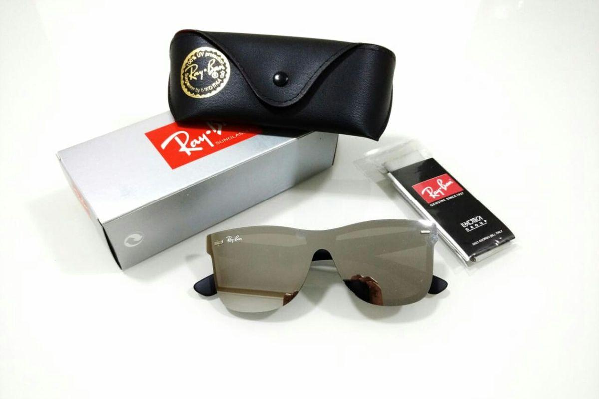óculos de sol blaze espelhado prata ray ban masculino e feminino - óculos  ray-ban a3c9dbf367