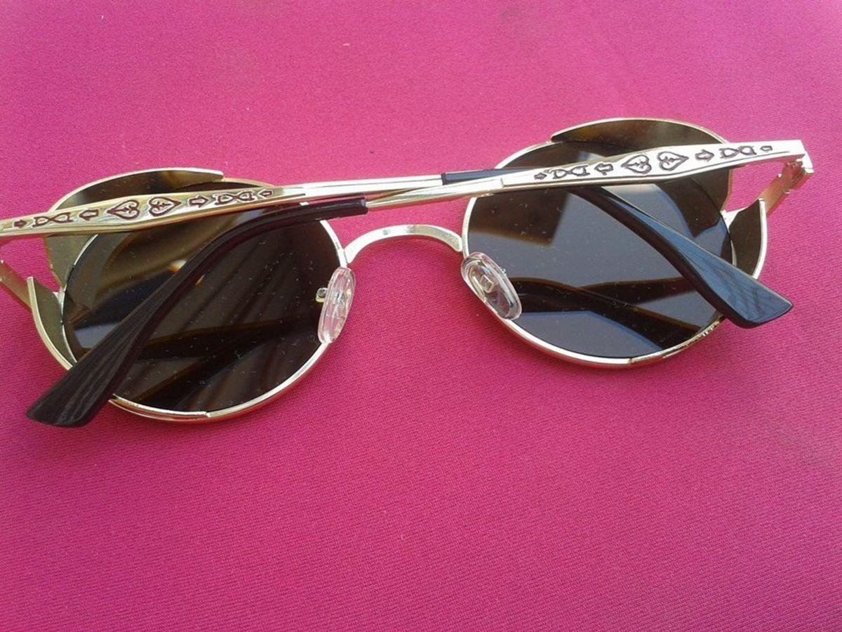 8ee78de76da23 Óculos de Sol Boho Chic   Óculos Feminino Nunca Usado 1961981   enjoei