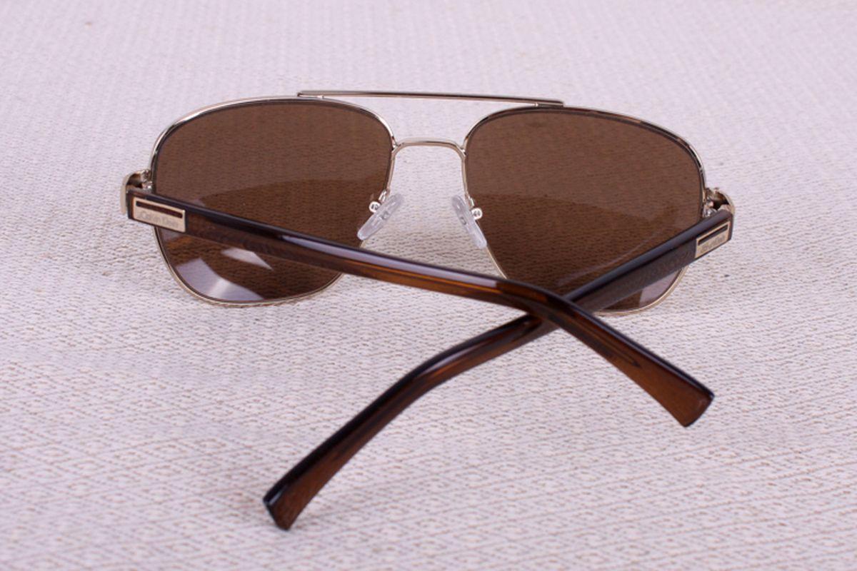 Óculos de Sol Calvin Klein R357s 210   Óculos Masculino Calvin Klein Nunca  Usado 14141523   enjoei becd10dedc