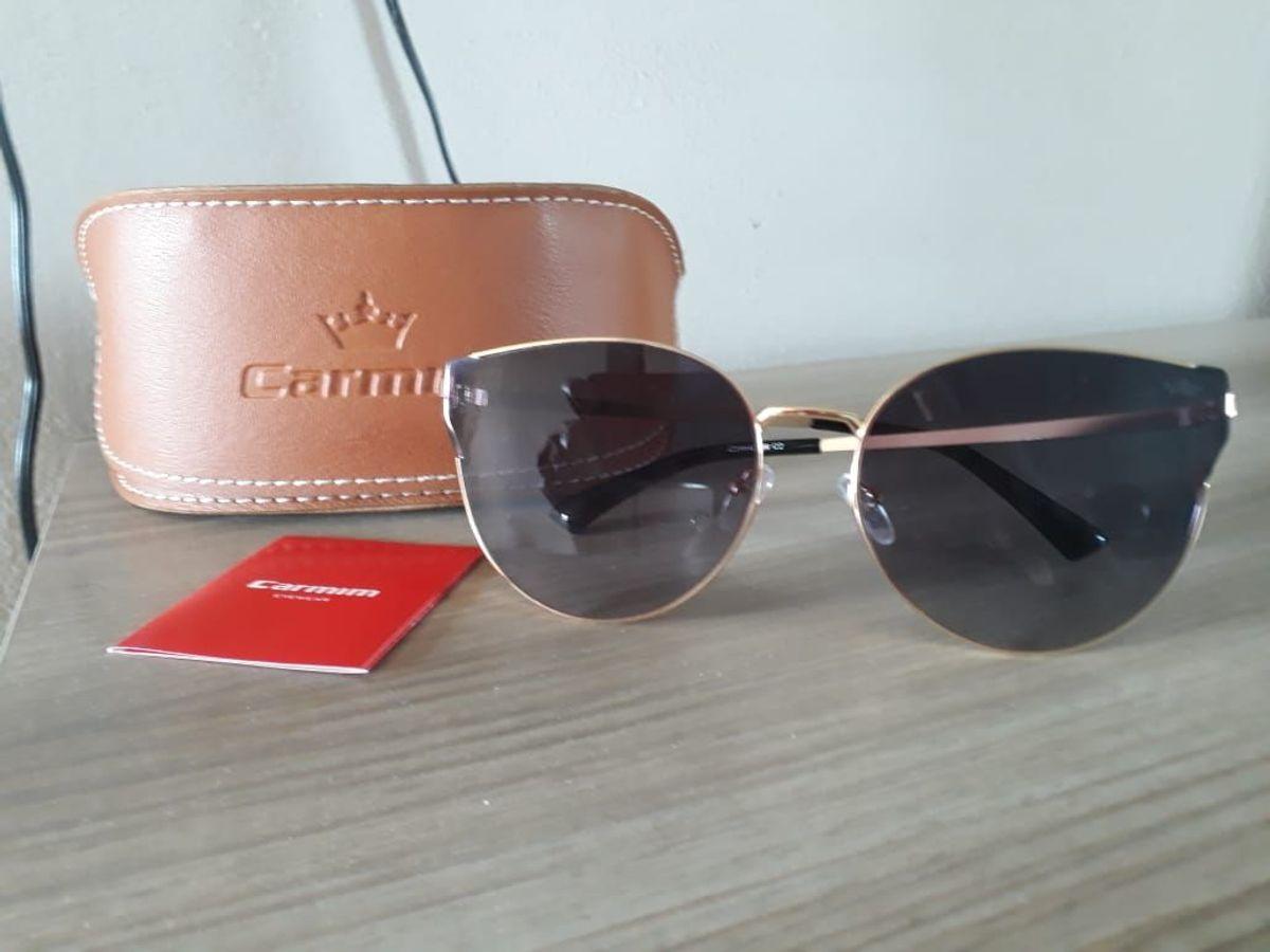 a8c08f6f1dd03 óculos de sol carmim original (nunca usado) - óculos carmim