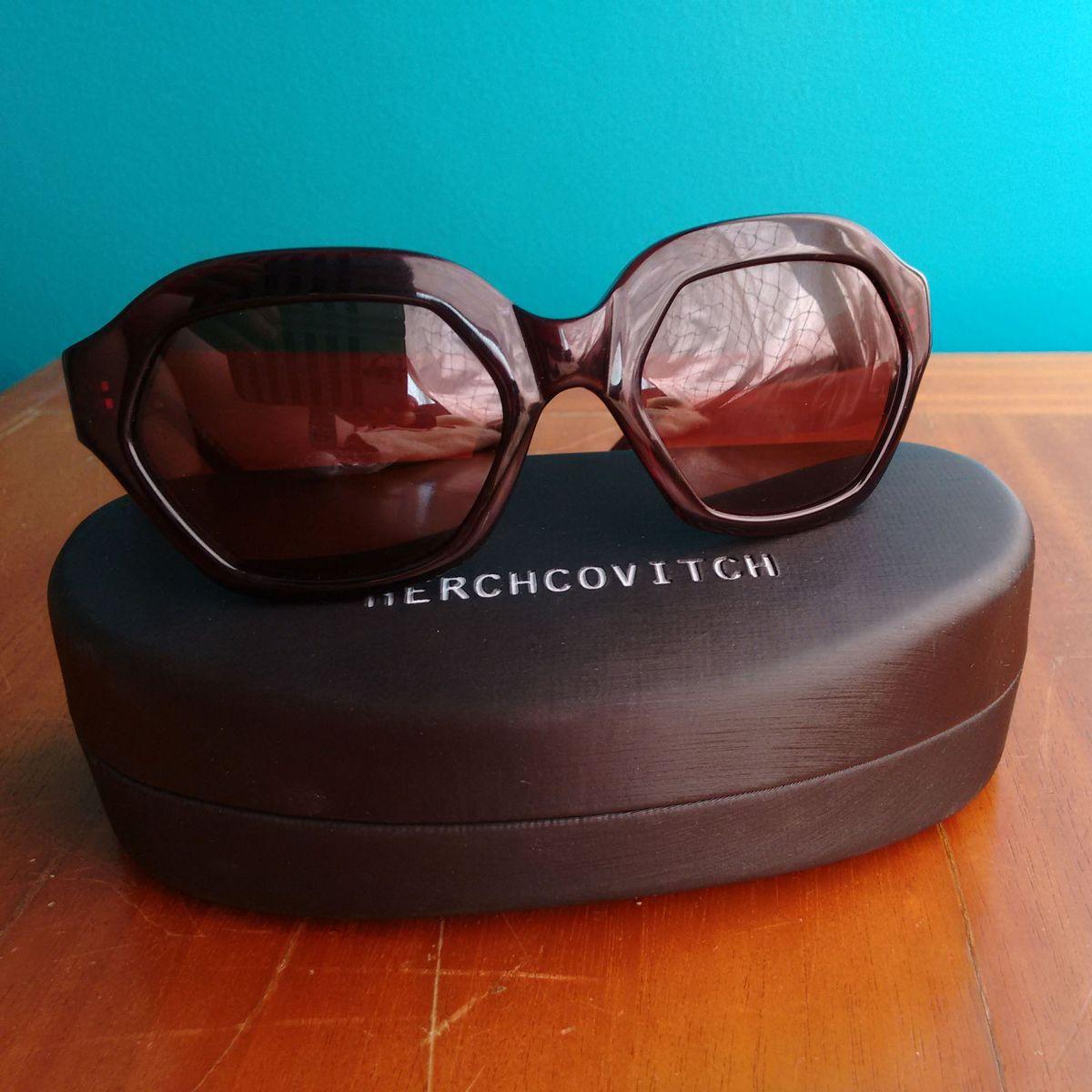 óculos de sol chilli beans herchcovitch - óculos chilli beans