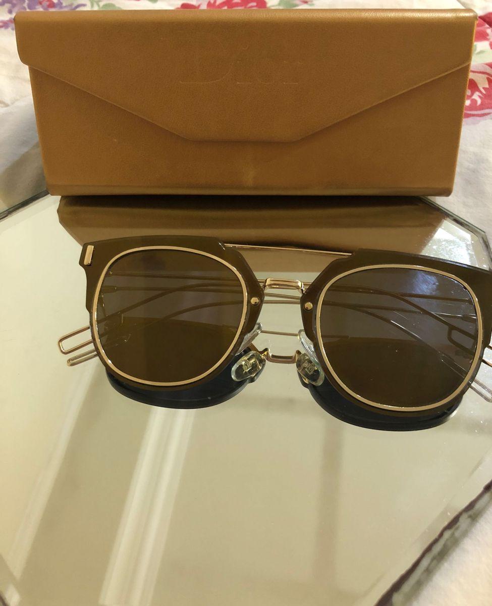 80a7fa73149 óculos de sol espelhado dior composit - óculos dior