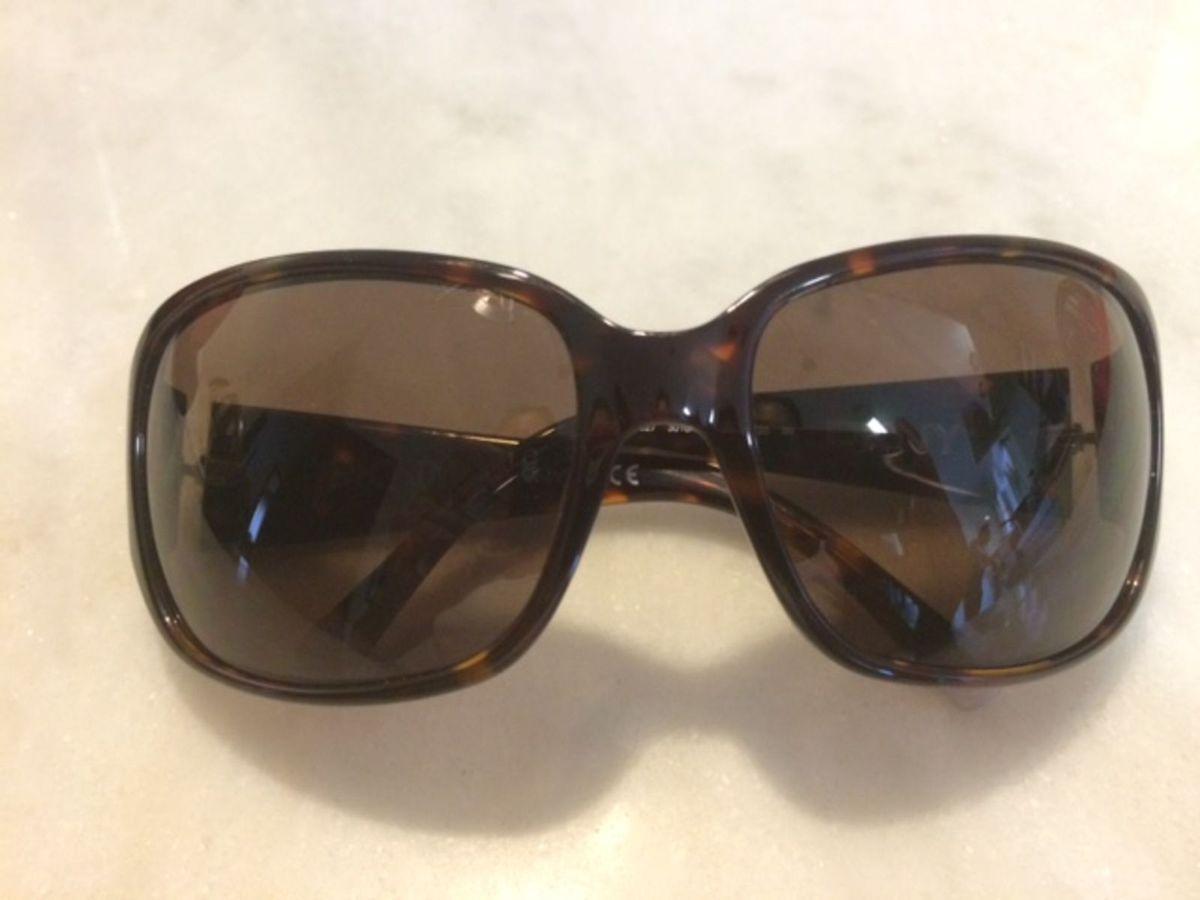 3a3bed4a3 óculos de sol dkny clássico lente marrom armação tartaruga marrom - óculos  dkny