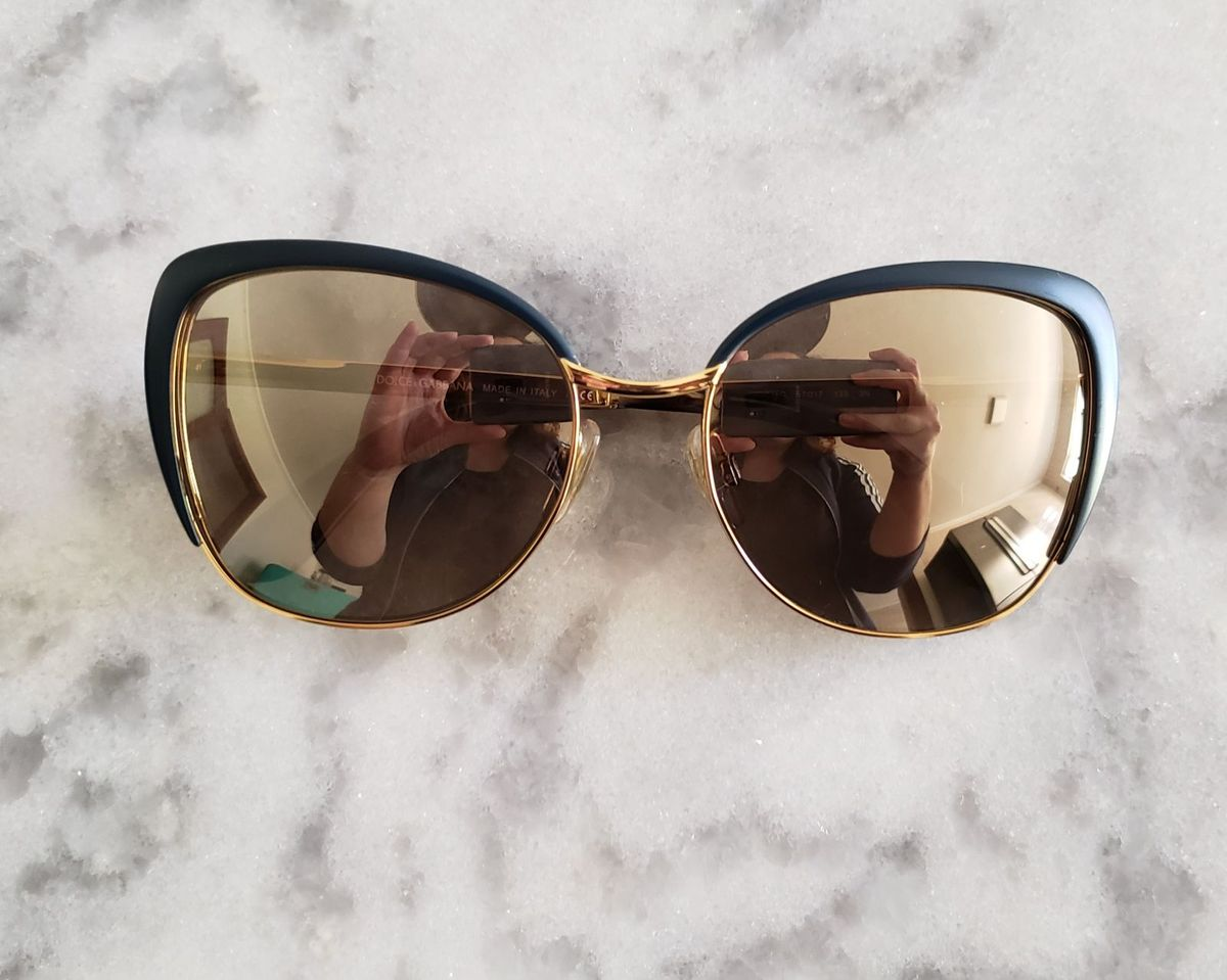 bee022b4ac0f3 óculos de sol dolce  amp  gabbana dg2143-02 6g - óculos dolce-e