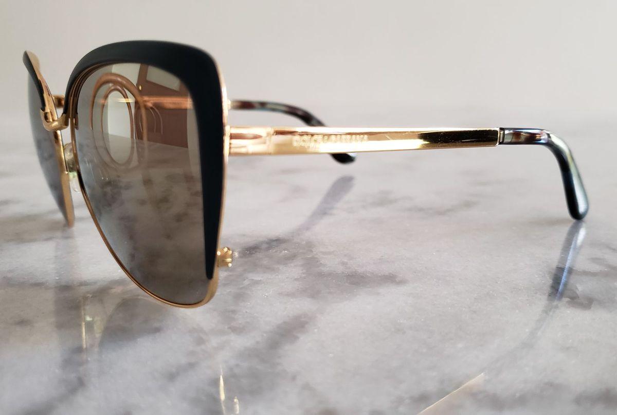 dc47b04cec19d Óculos de Sol Dolce   Gabbana Dg2143-02 6g
