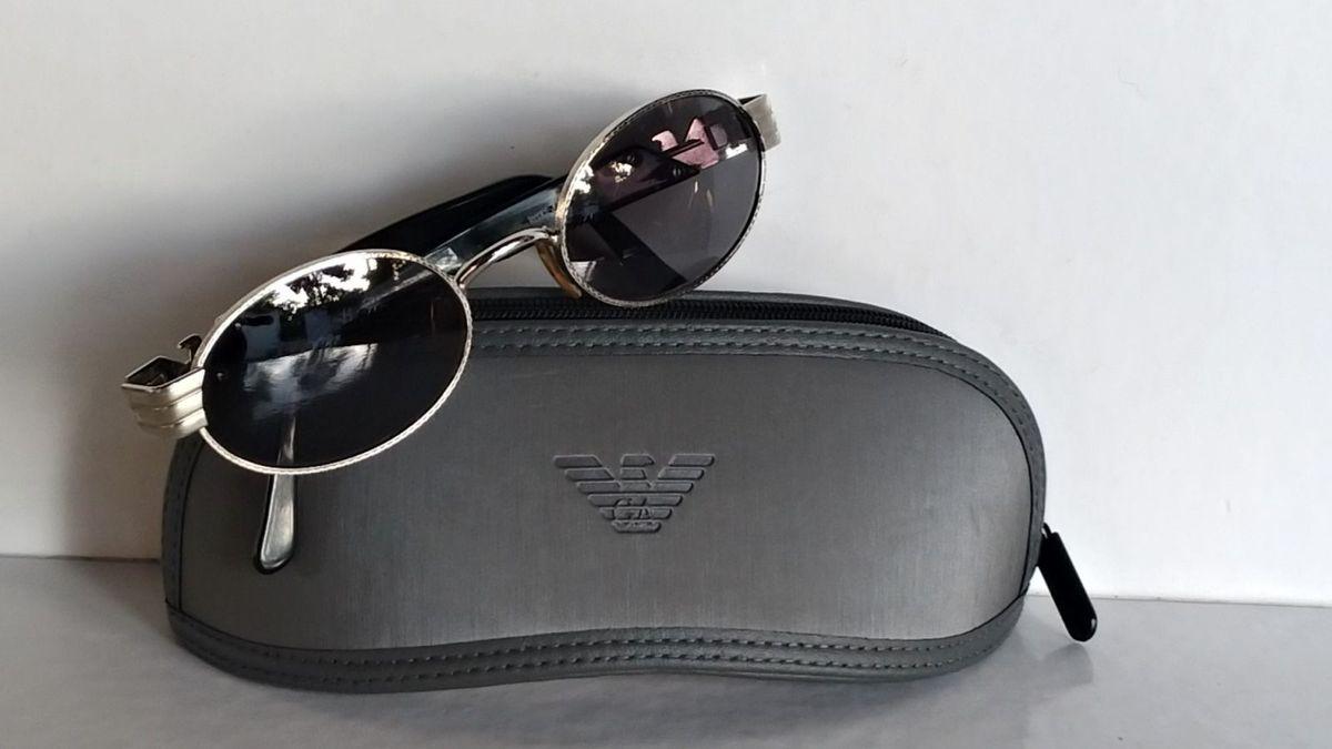 376d1d29213e5 Óculos de Sol Emporio Armani Original   Óculos Masculino Emporio ...