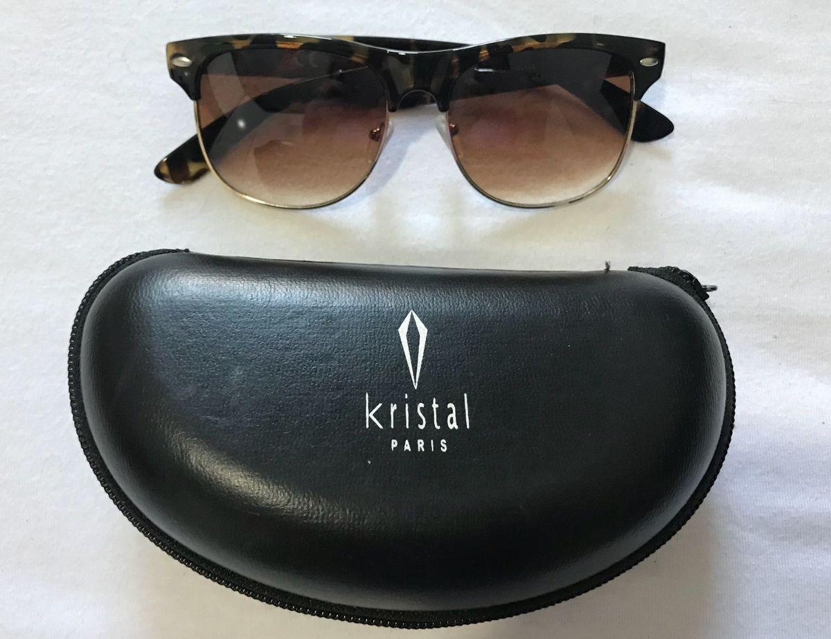 1f1ea4f35021d óculos de sol estilo ray-ban - óculos kristal paris