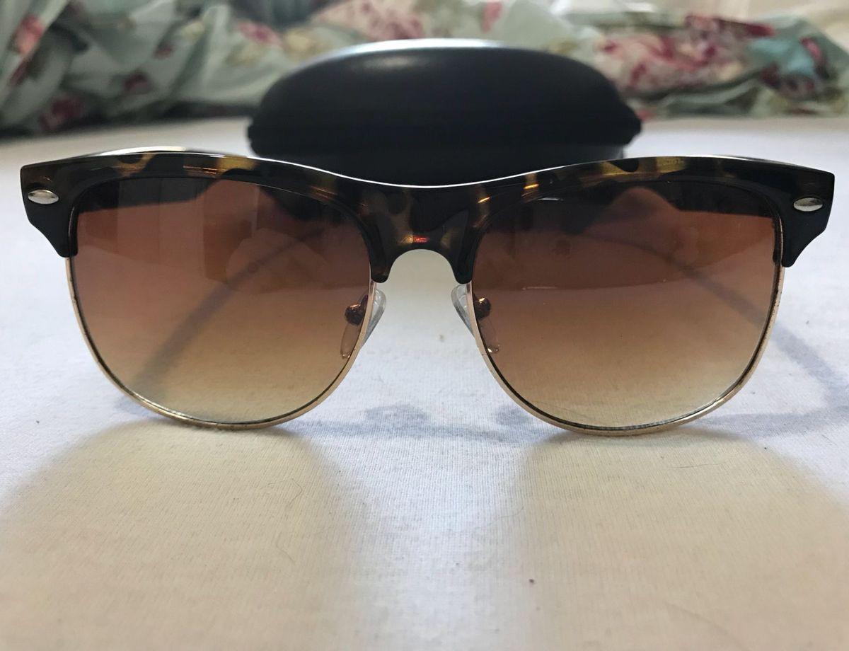 c13a5ee2117c7 Óculos de Sol Estilo Ray-ban