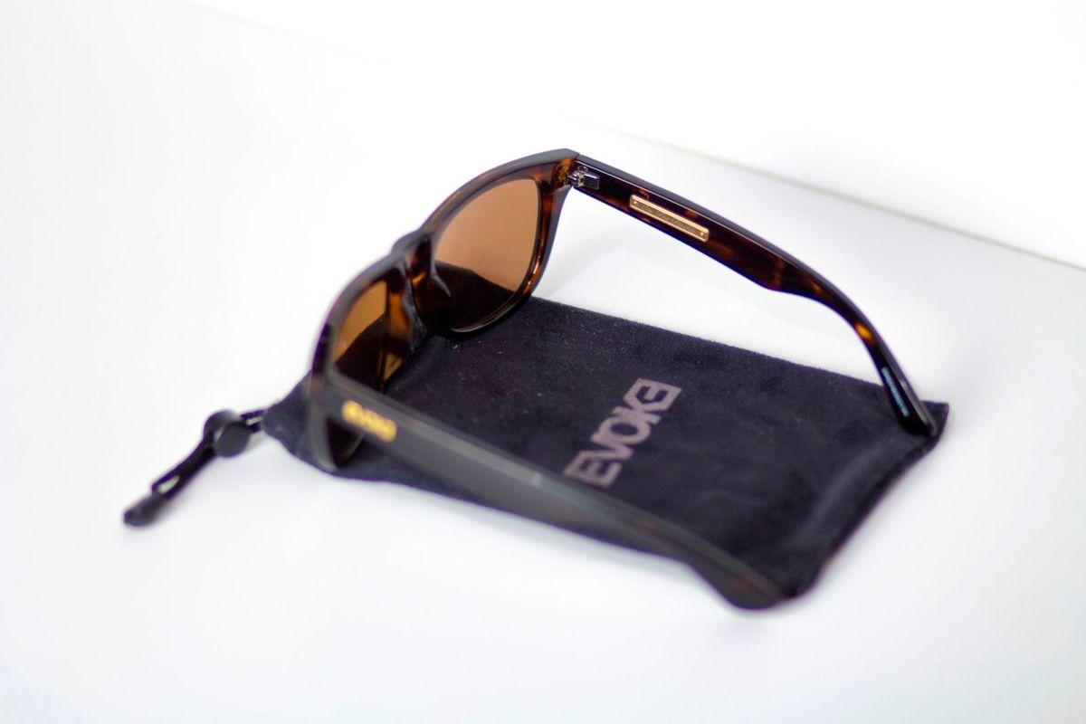 Óculos de Sol Evoke On The Rocks Espelhado   Óculos Masculino Evoke Usado  25780476   enjoei 2162c3e499