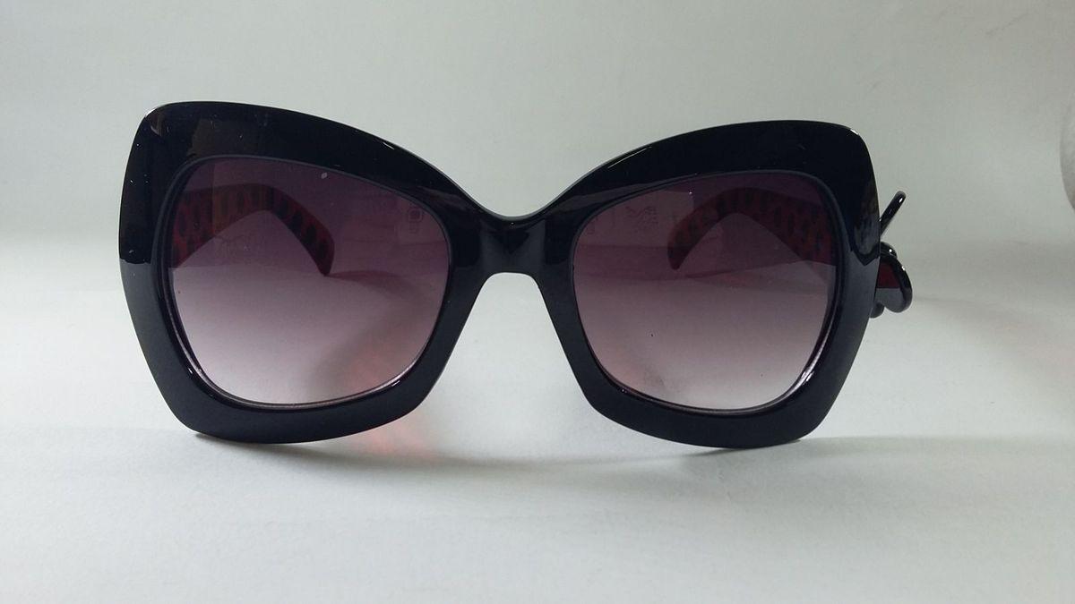61b8f26b5 óculos de sol feminino anos 60 vintage fantasia pin-up 400uv - óculos sem  marca