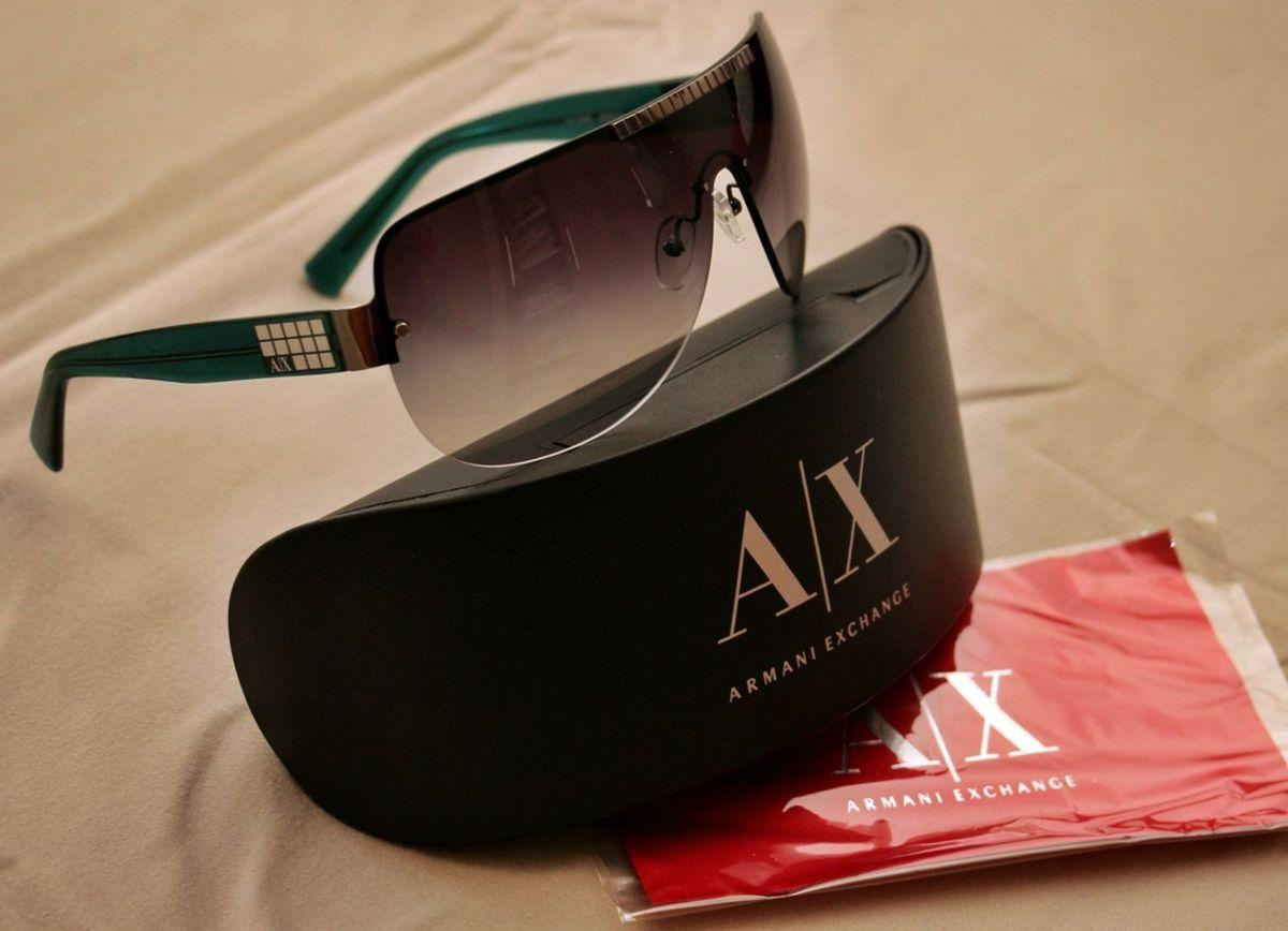 1e7aaa035c6cb óculos de sol feminino armani exchange original - óculos armani-exchange