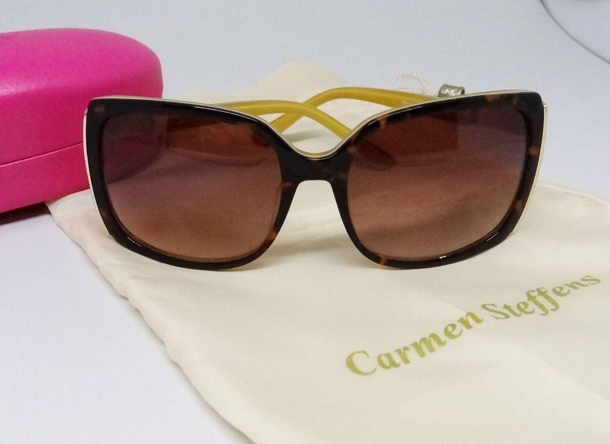 c6bcb993caf10 óculos de sol feminino carmen steffens - óculos carmen steffens
