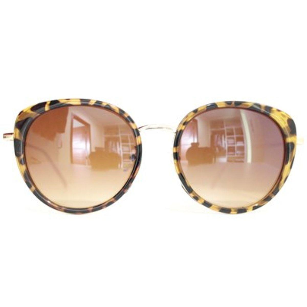 Óculos de Sol Feminino Gatinho Lente Degradê   Óculos Feminino Nunca ... e113cb3d5c