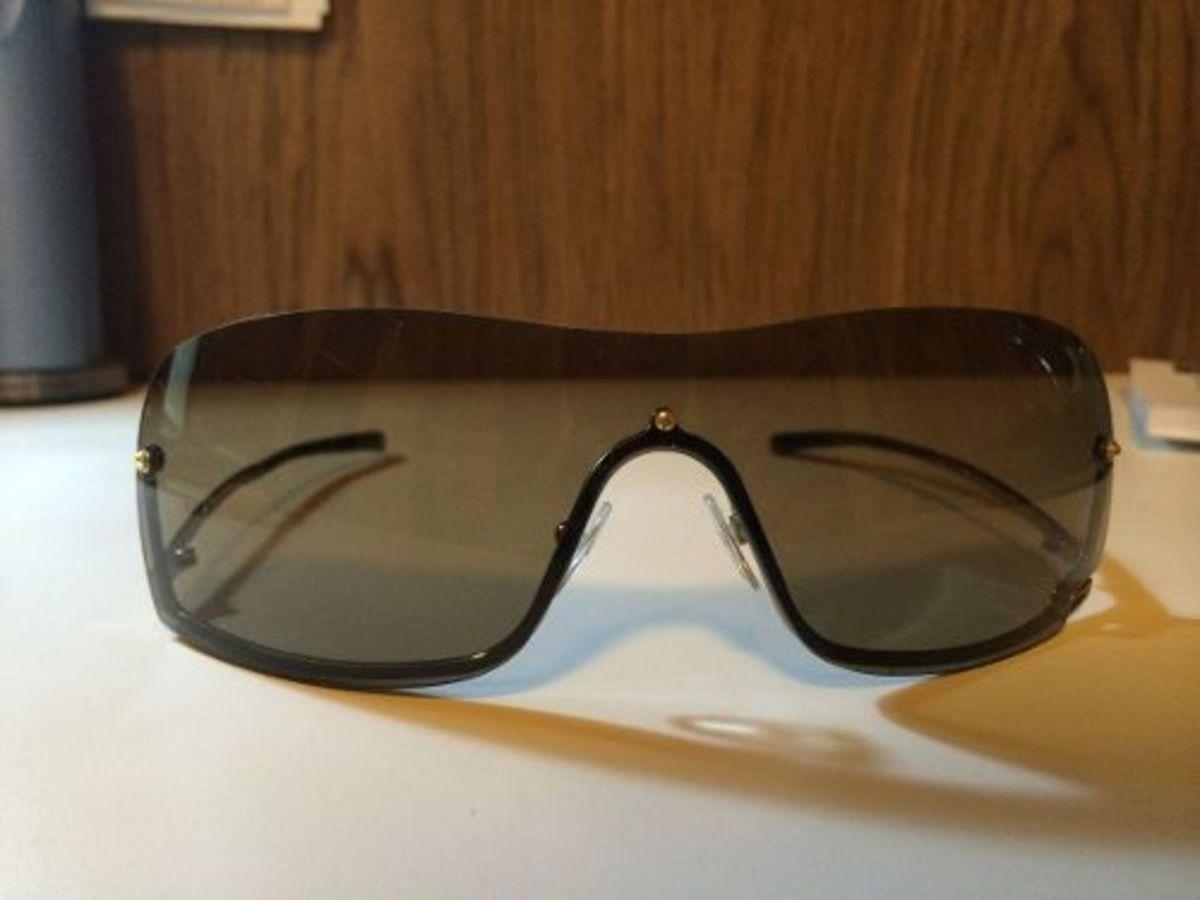 óculos de sol feminino gucci 100% original 1690 s 577kp - óculos gucci b1c7a4a217