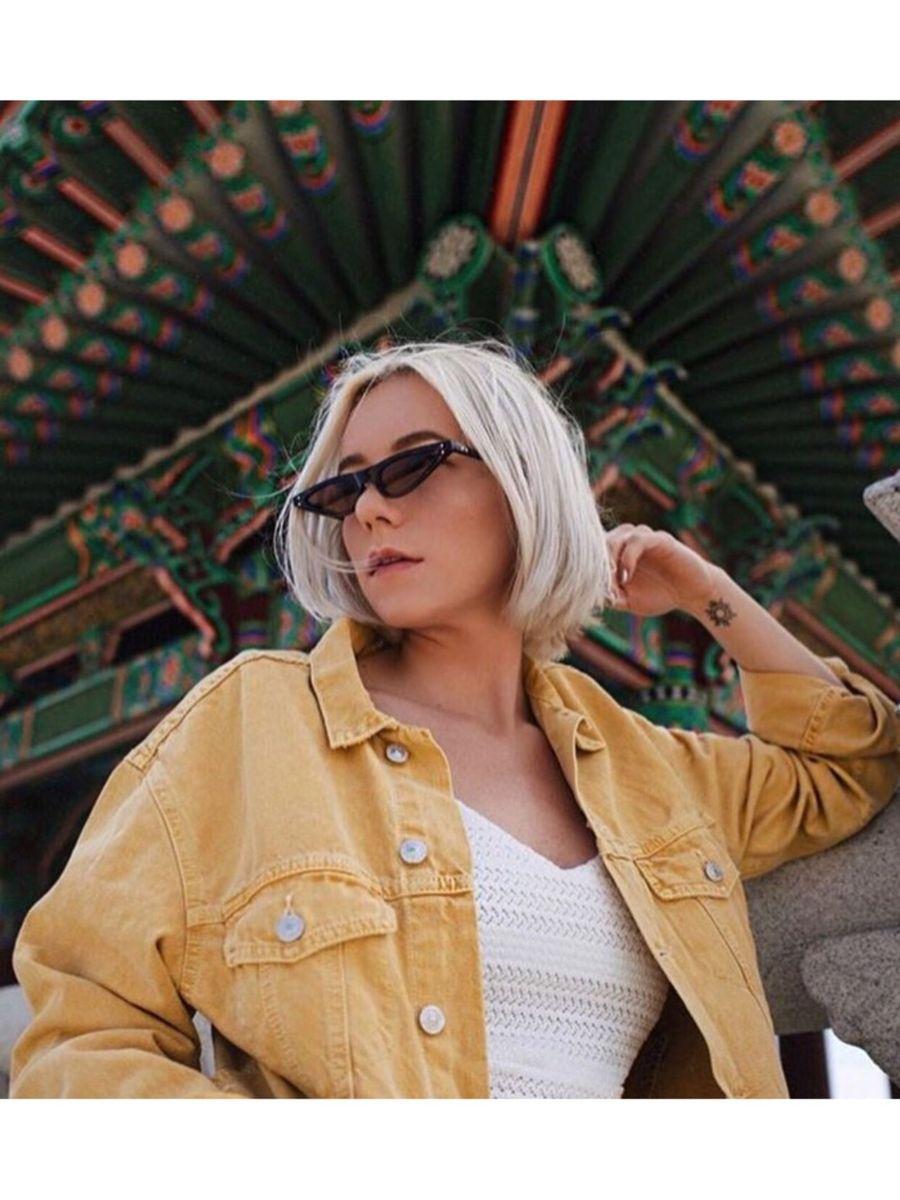 de5e8344f óculos de sol feminino preto barato estiloso retrô vintage gatinho - óculos  rosa sol