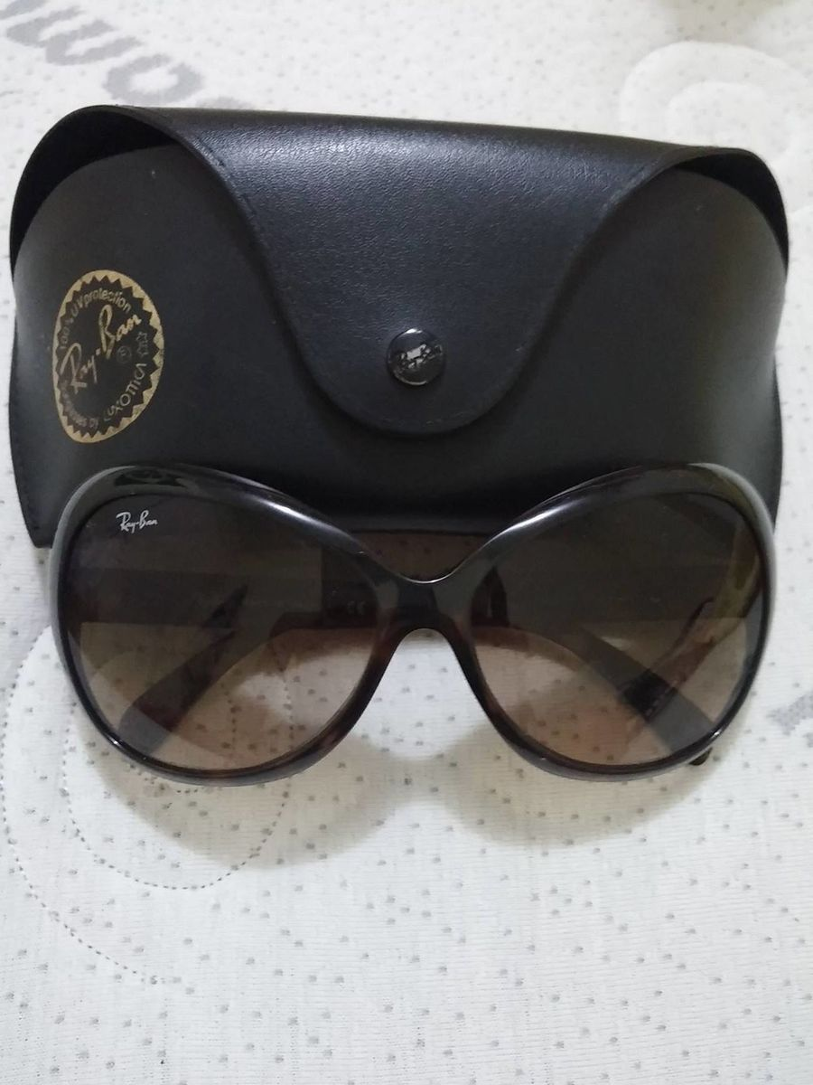 015546f8c2f6d Óculos de Sol Feminino Retrô Ray Ban Rb4127   Óculos Feminino Rayban ...