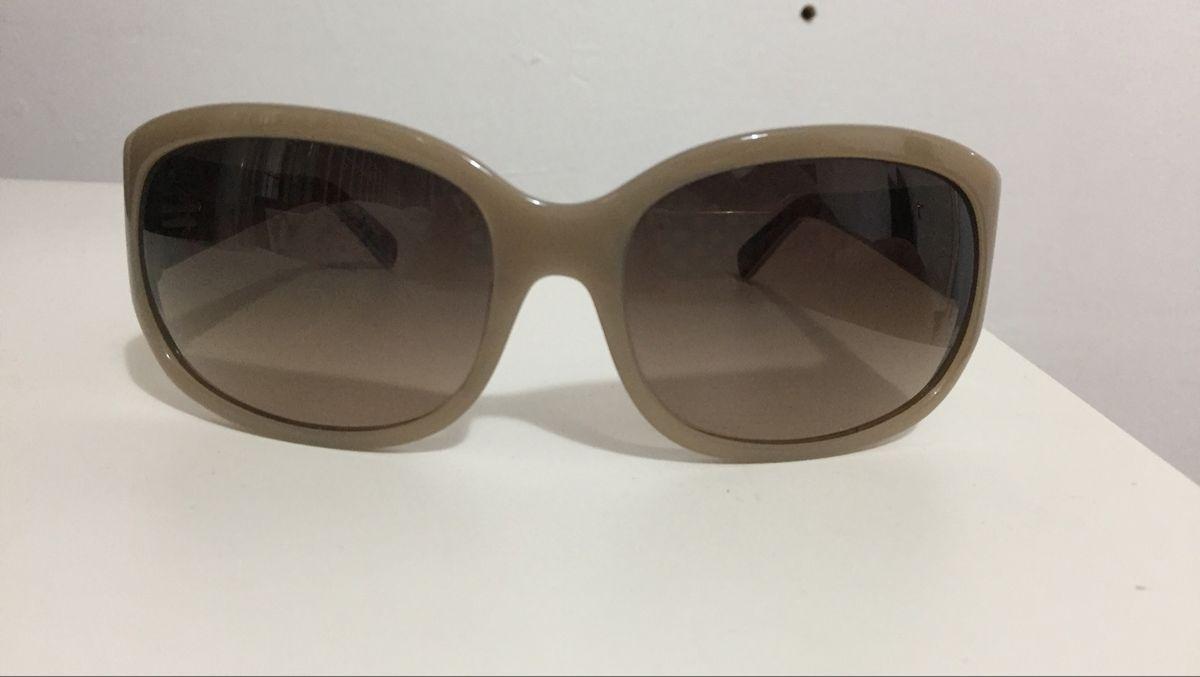 e3d97a8783a52 óculos de sol fóssil feminino bege - óculos fossil