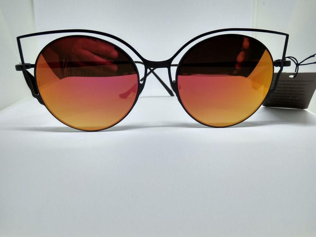 7953ccd62 Óculos de Sol Gatinho Espelhado Feminino | Óculos Feminino Nunca ...