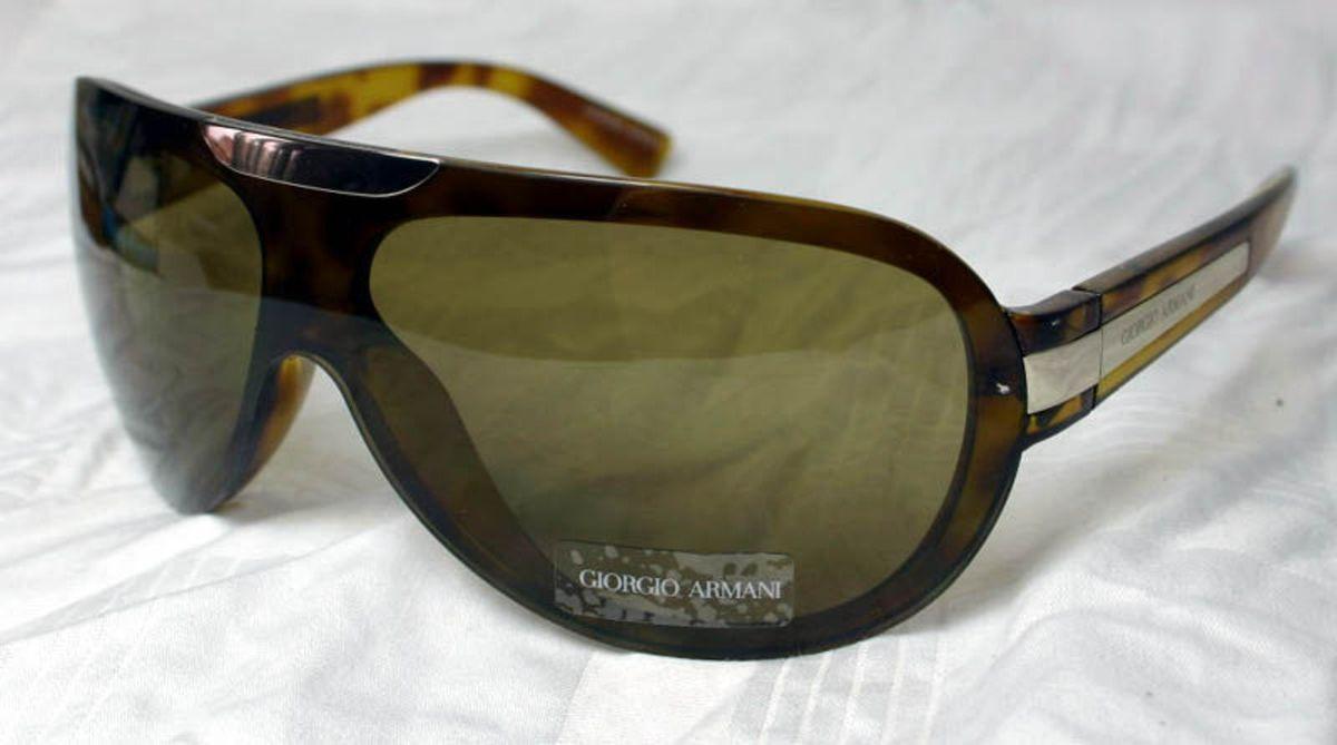 e575bebe00fb8 Oculos de Sol Giorgio Armani Aviador   Óculos Masculino Giorgio ...