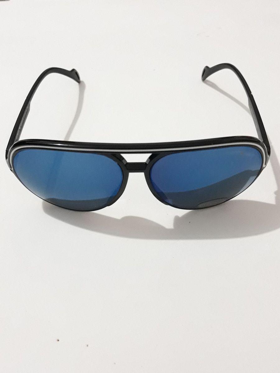 e6c5dec22 Óculos de Sol Giorgio Armani | Óculos Masculino Giorgio Armani Nunca ...