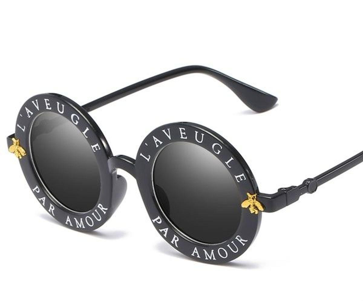 d7a52295b1e78 Óculos de Sol Gucci   L Aveugle Par Amour   Óculos Feminino Gucci ...