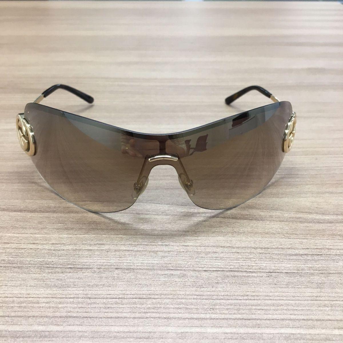 beece8ef2 Óculos de Sol Gucci Original - Chiquérrimo | Óculos Feminino Gucci Usado  29020682 | enjoei