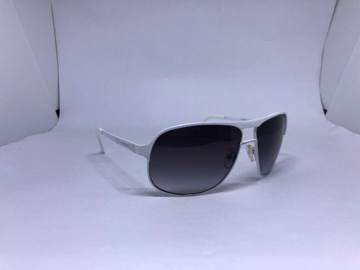 Oculos de Sol Guess Armacao Branca   Óculos Feminino Guess Nunca ... 445dbdf7bd
