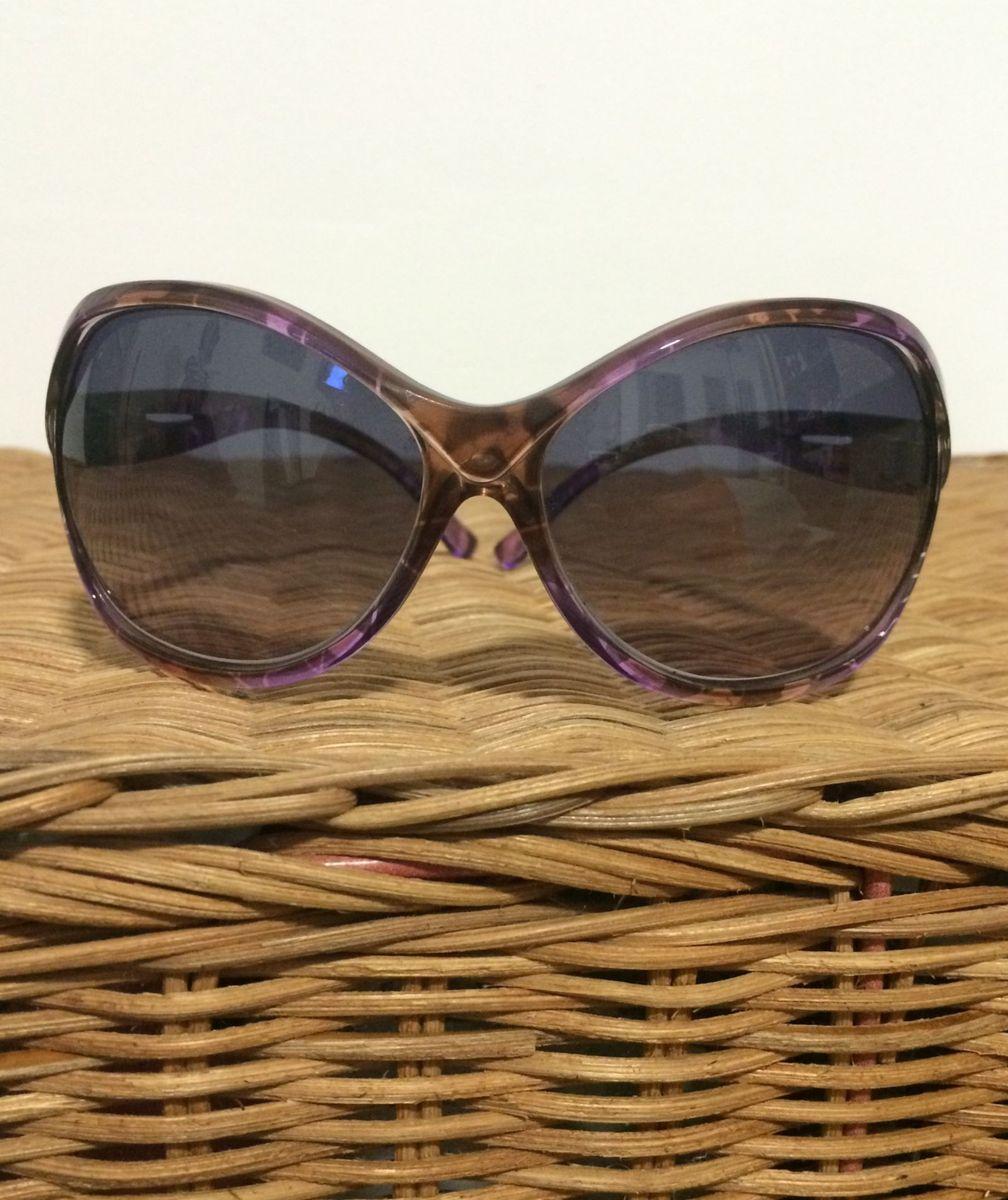 f4bd78010 Óculos de Sol Hb Marilyn, Roxo Havana   Óculos Feminino Hb Marilyn ...