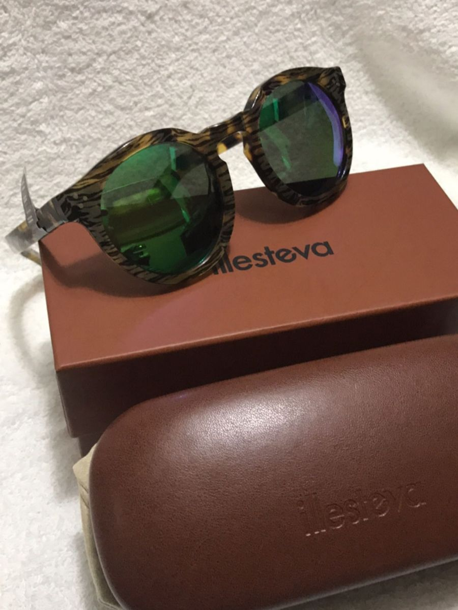 2273507c915bc óculos de sol illesteva - óculos sem marca.  Czm6ly9wag90b3muzw5qb2vplmnvbs5ici9wcm9kdwn0cy8xmdkxmzm0lzk4oge0yjbiyzexzmy3ntq0yza5mdg0ntu4ndmxmmq3lmpwzw  ...