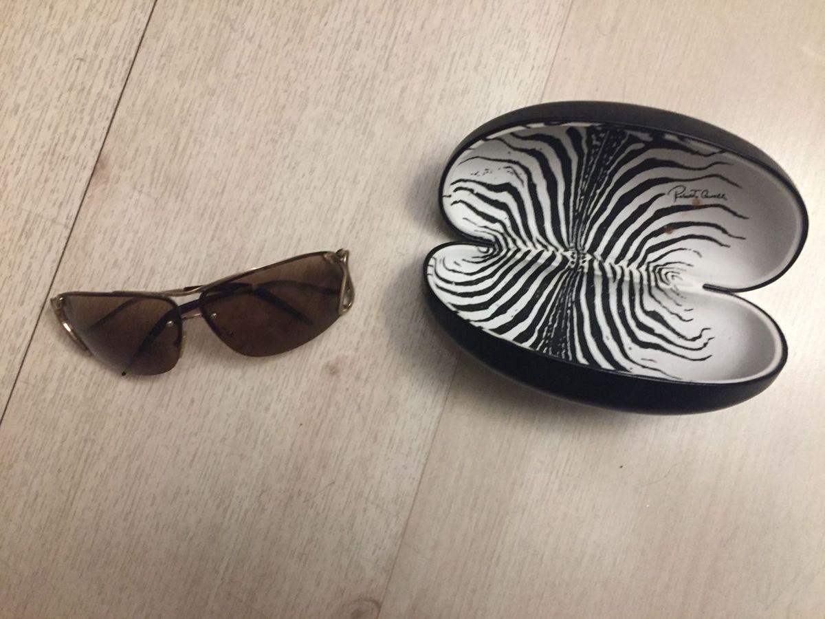 Óculos de Sol Italiano   Óculos Feminino Roberto Cavalli Usado 31142110    enjoei 9287911455