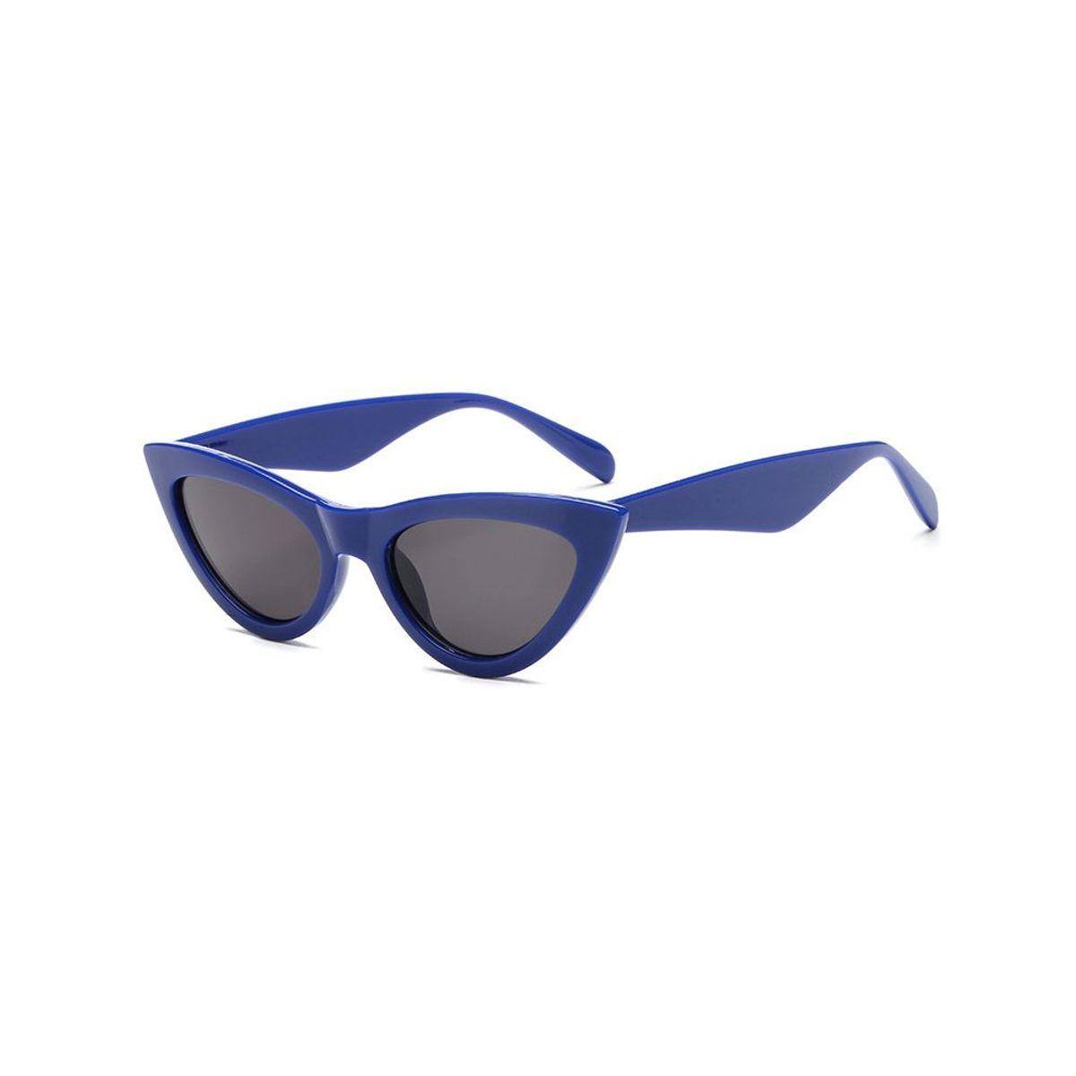 1635146dc Óculos de Sol Lara / Gatinho Cat Eye Olho de Gato Retrô Vintage Azul | Óculos  Feminino Nunca Usado 32664005 | enjoei