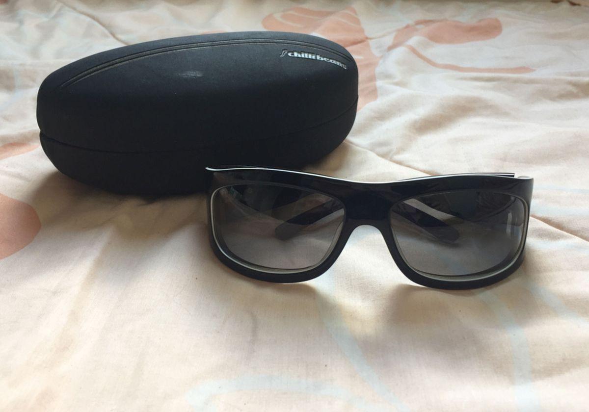 c7956506b óculos de sol masculino chilli beans fibra de carbono original - óculos  chilli beans