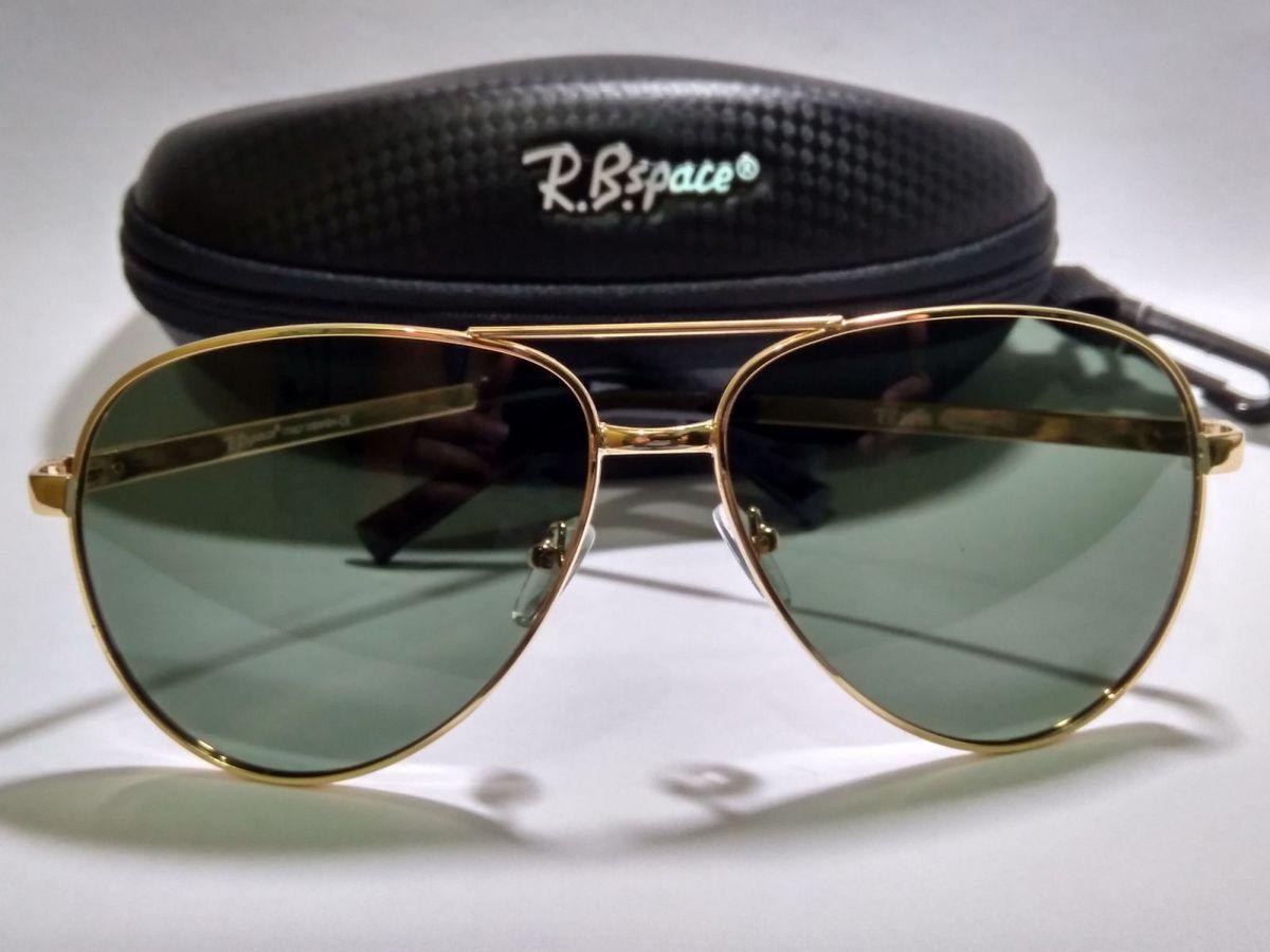 050af12630d14 óculos de sol masculino feminino polarizado original - óculos rb-space