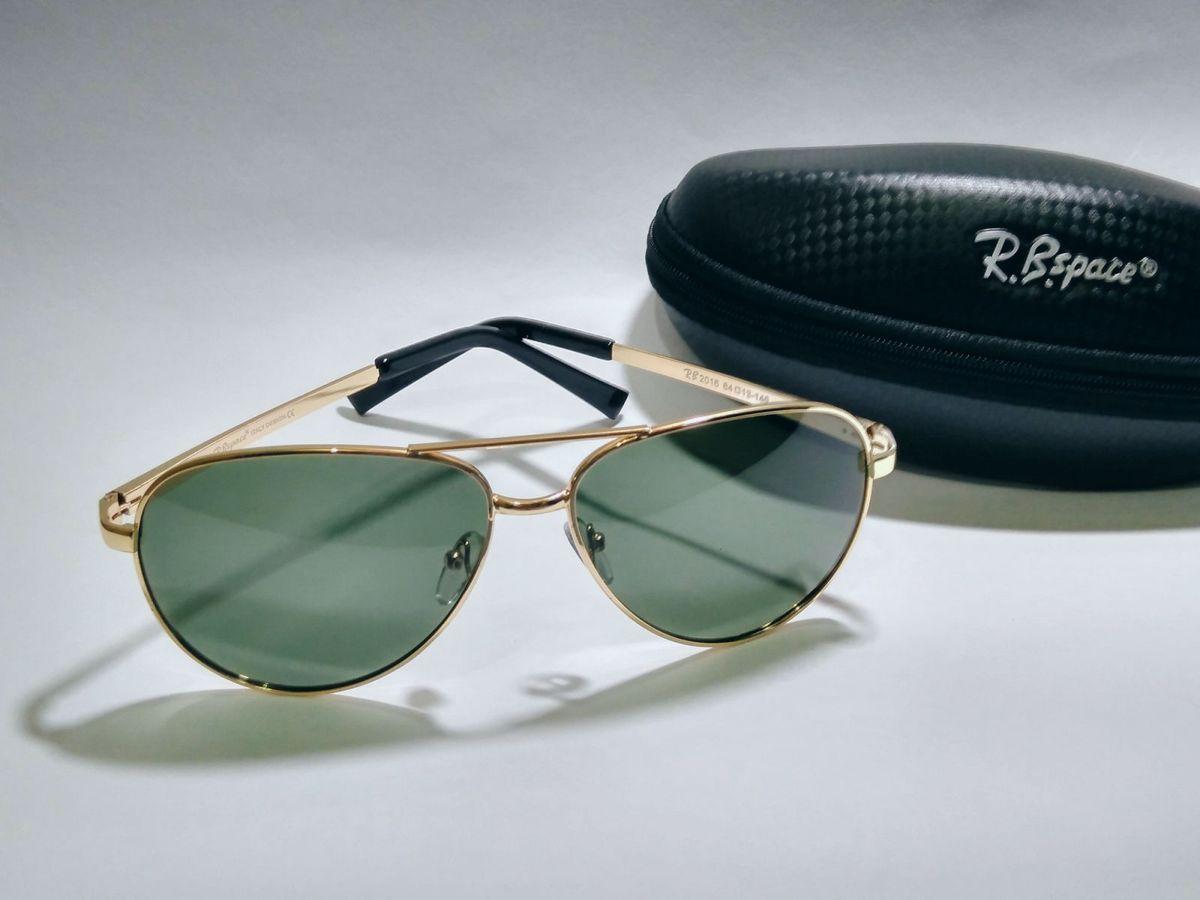 9ad20be881592 Óculos de Sol Masculino Feminino Polarizado Original