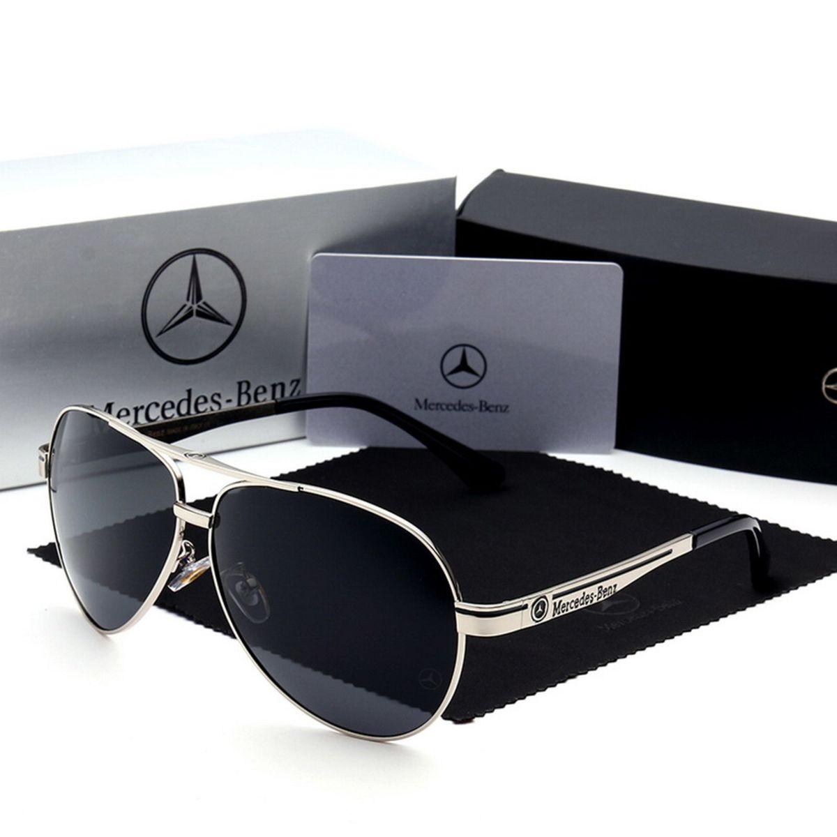 59fac0083 Óculos de Sol Mercedes Benz Metal Polarizado Uv400 Luxo | Óculos Masculino  Mercedes Benz Nunca Usado 28877276 | enjoei