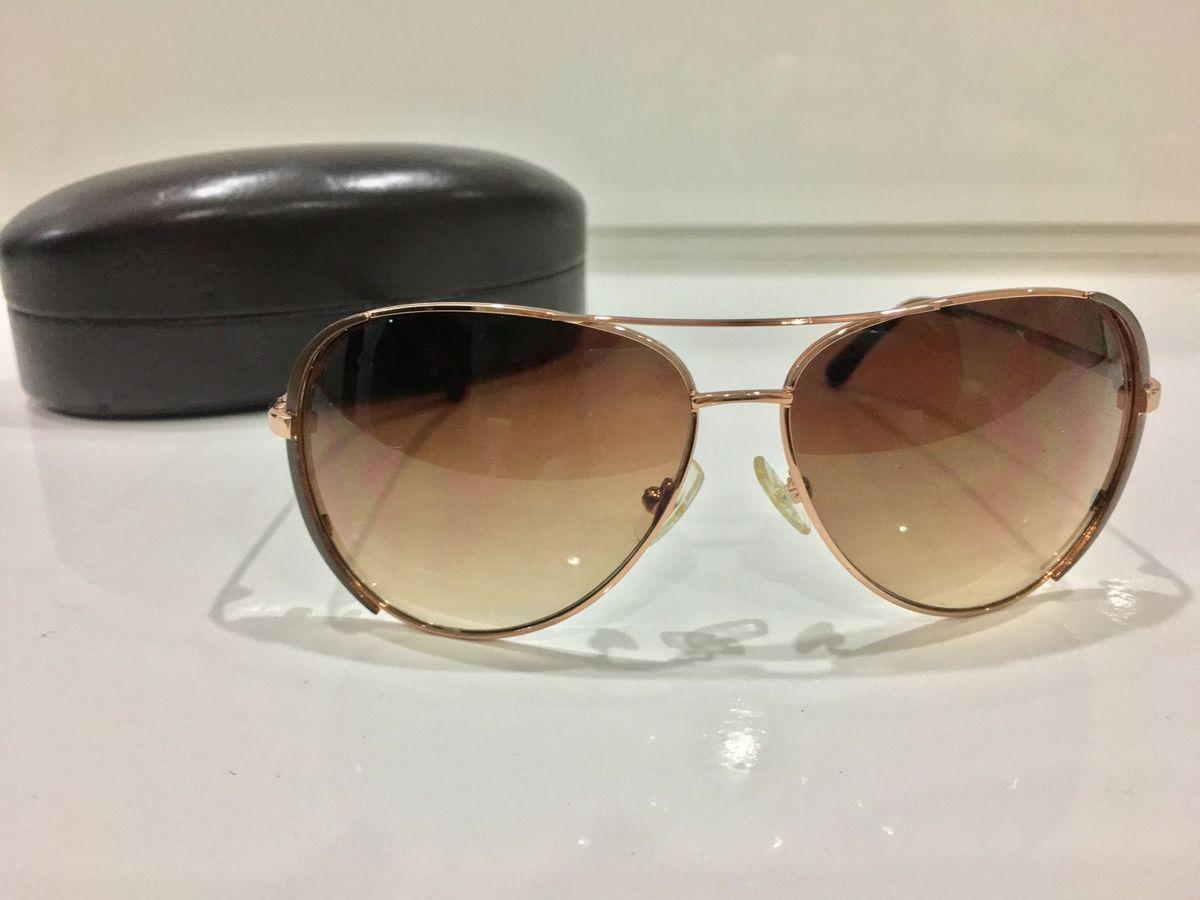 Óculos de Sol Michael Kors Original Nunca Usado   Óculos Feminino ... 64401ec3ad
