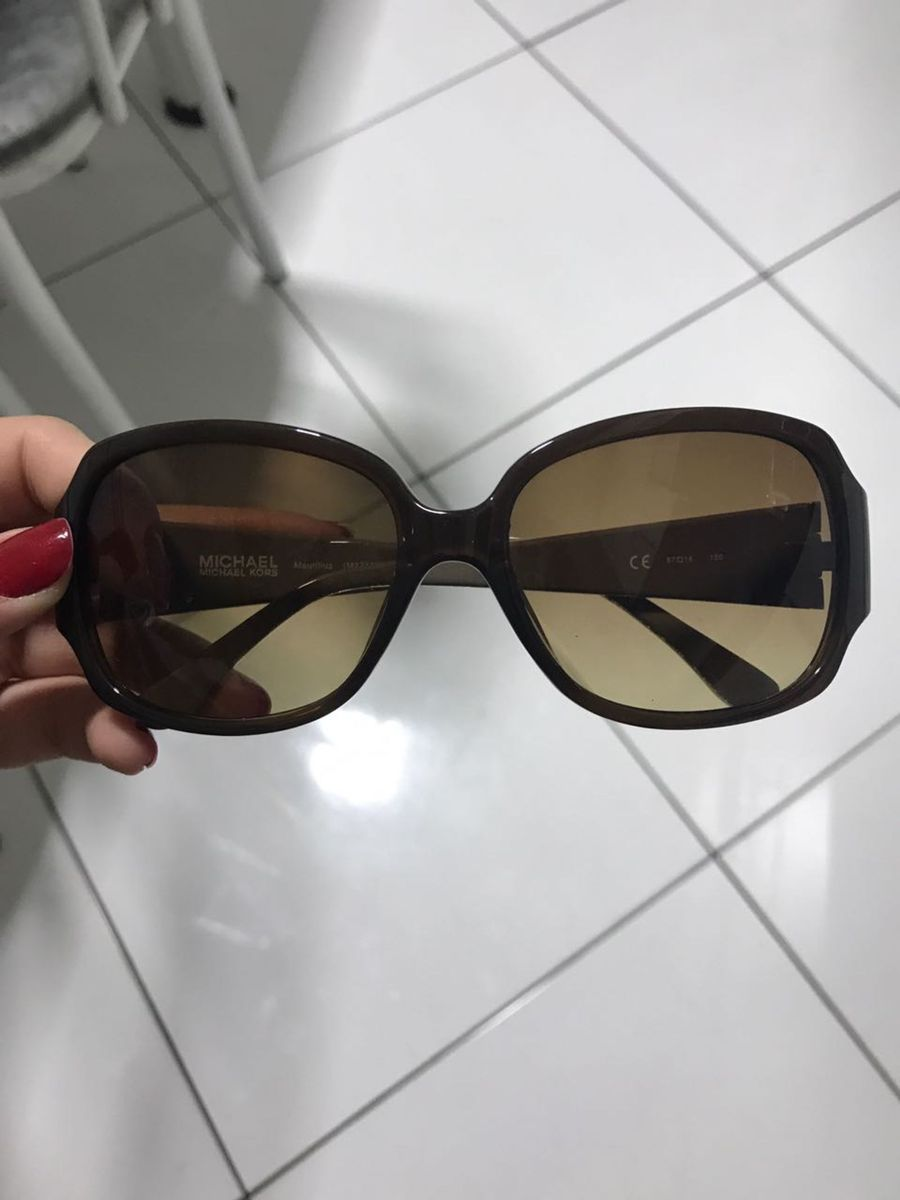 Óculos de Sol Mk Original   Óculos Feminino Michael Kors Original ... 44d133c209