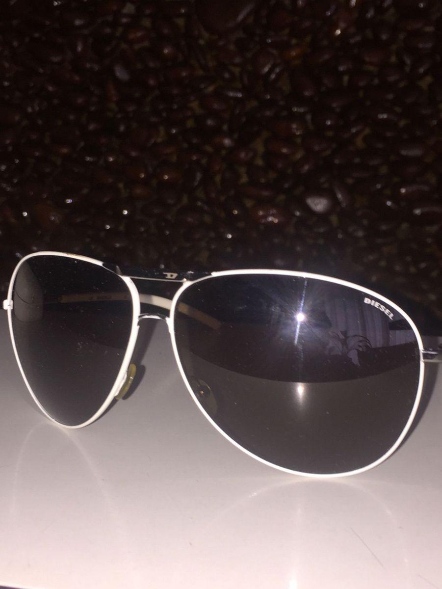 cf9cd8e6bffcd óculos de sol modelo aviador diesel - óculos diesel