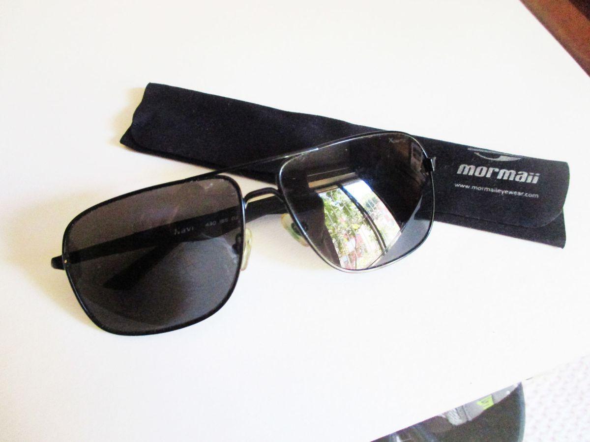 Óculos de Sol Mormaii Xperio Navi Preto   Óculos Masculino Mormaii Usado  15412486   enjoei 5056d29feb