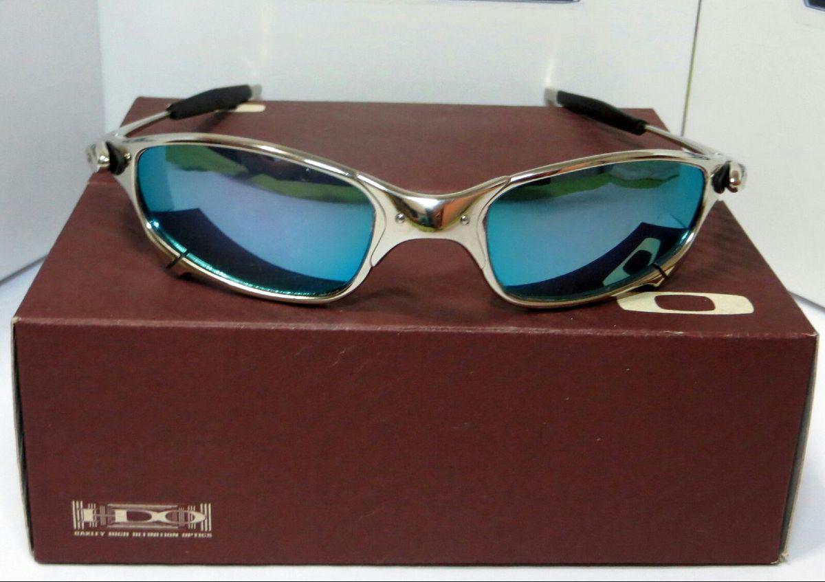 44f2ea769 Oculos De Sol Oakley Masculino Juliet