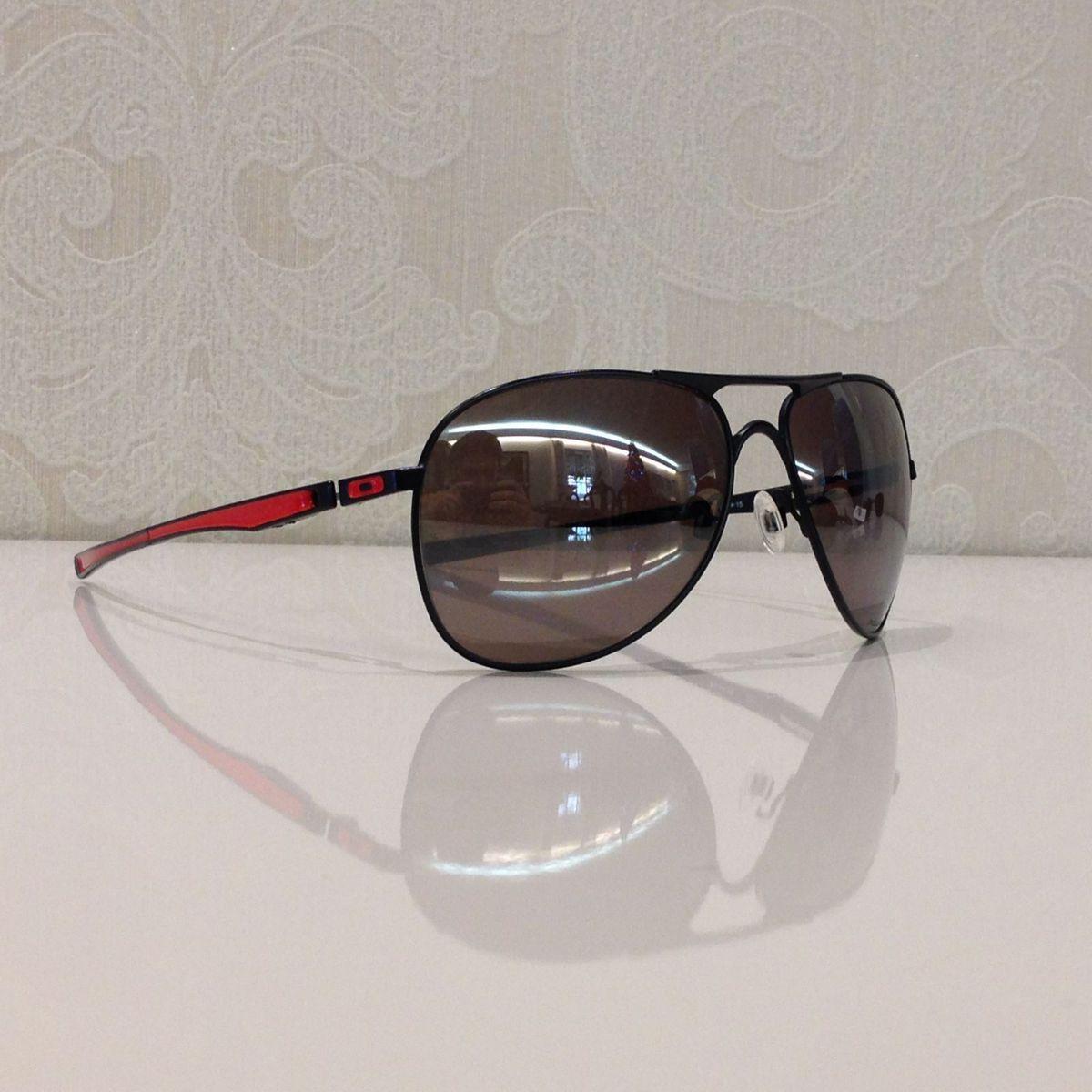 1b52227db5dc8 Óculos de Sol Oakley Plaintiff Polarizado   Óculos Masculino Oakley ...