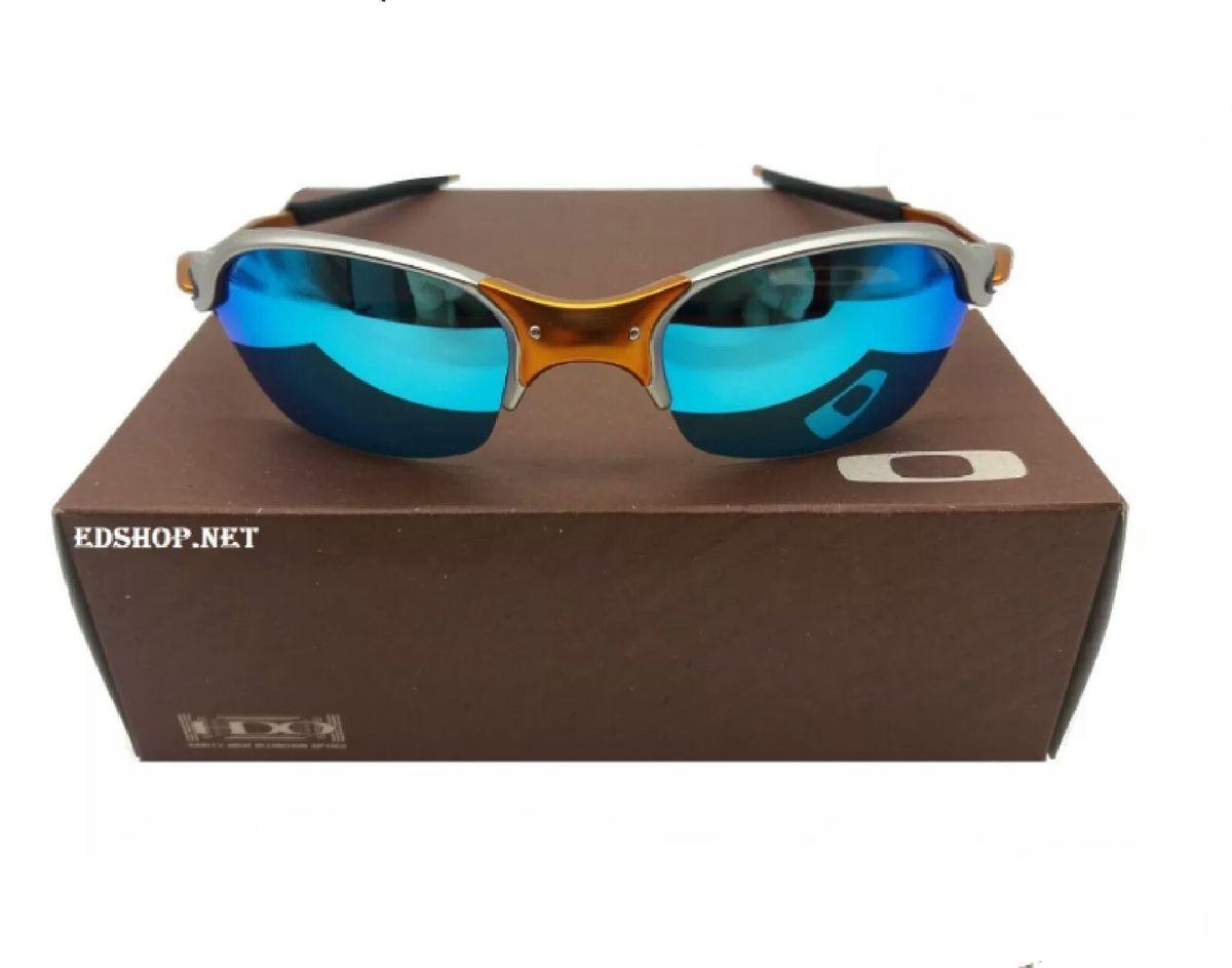 436fe7a7f óculos de sol oakley romeo 2 xmetal polarizado novo na caixa - óculos oakley