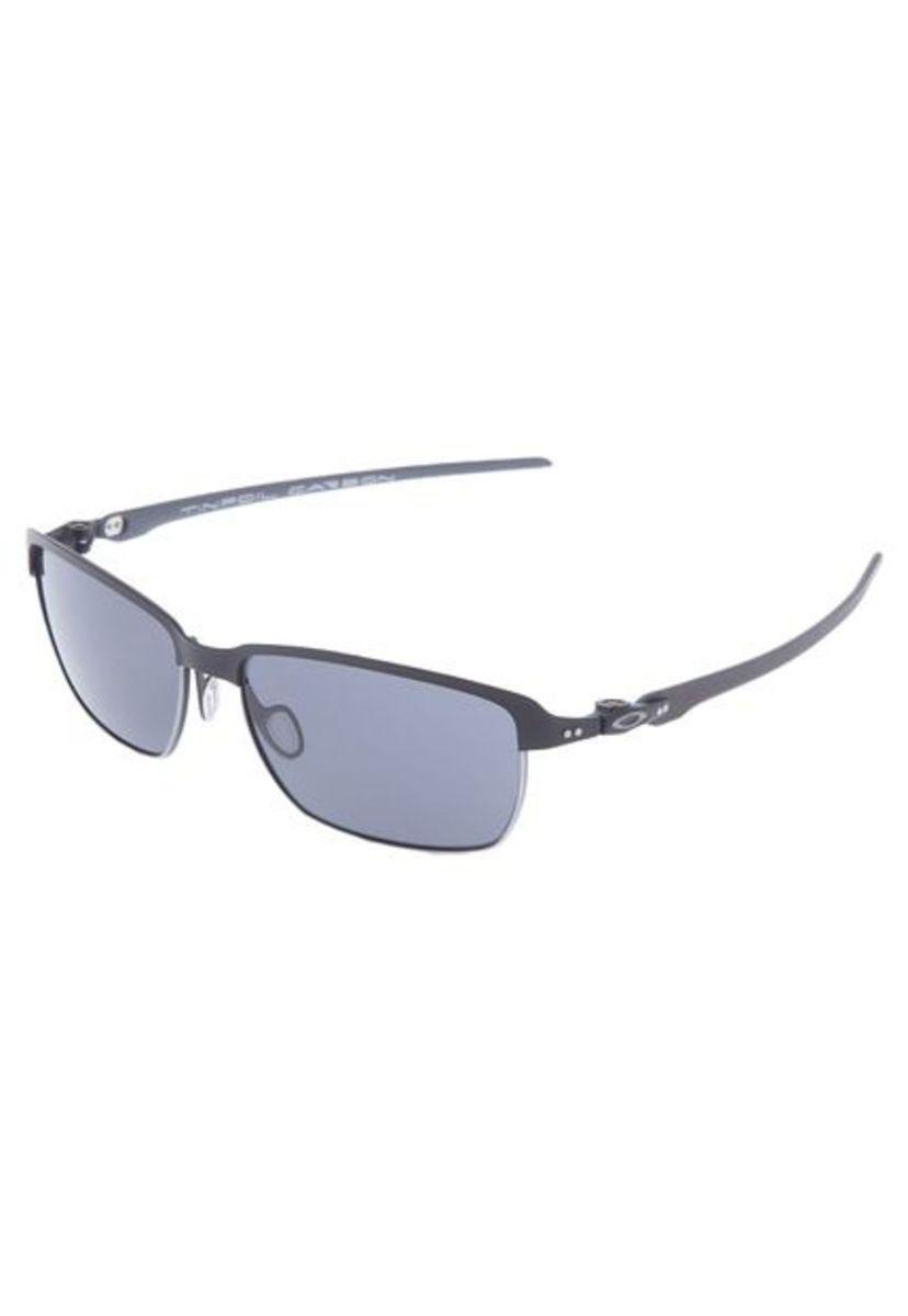 Óculos de Sol Oakley Tinfoil Carbon Preto   Óculos Masculino Oakley ... 593440e16c