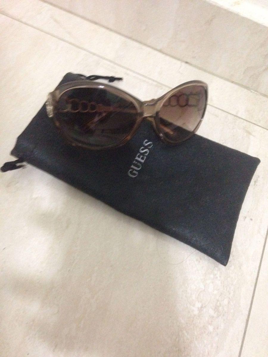c62f2294f Óculos de Sol Original Guess Feminino | Óculos Feminino Guess Usado ...