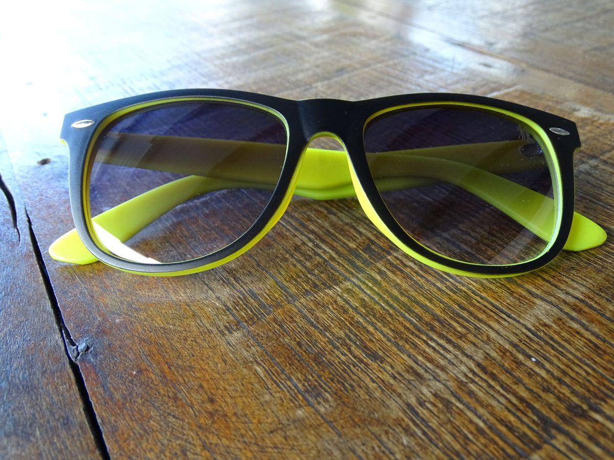 Óculos de Sol Polo Wear   Óculos Feminino Polo Wear Usado 20719191   enjoei b776d7b85b