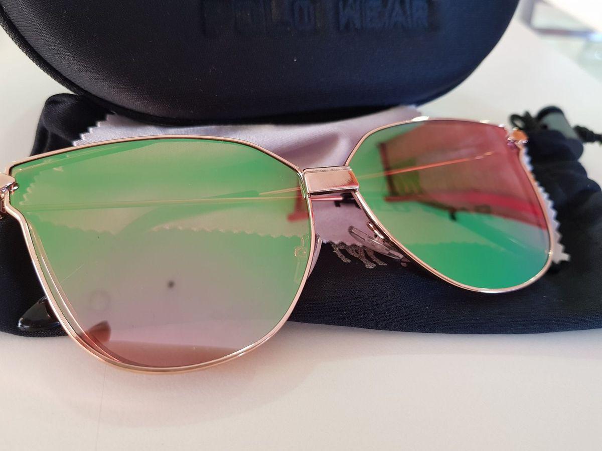 Óculos de Sol Polo Wear   Óculos Feminino Polo Wear Nunca Usado 27969484    enjoei ff9a6af27e