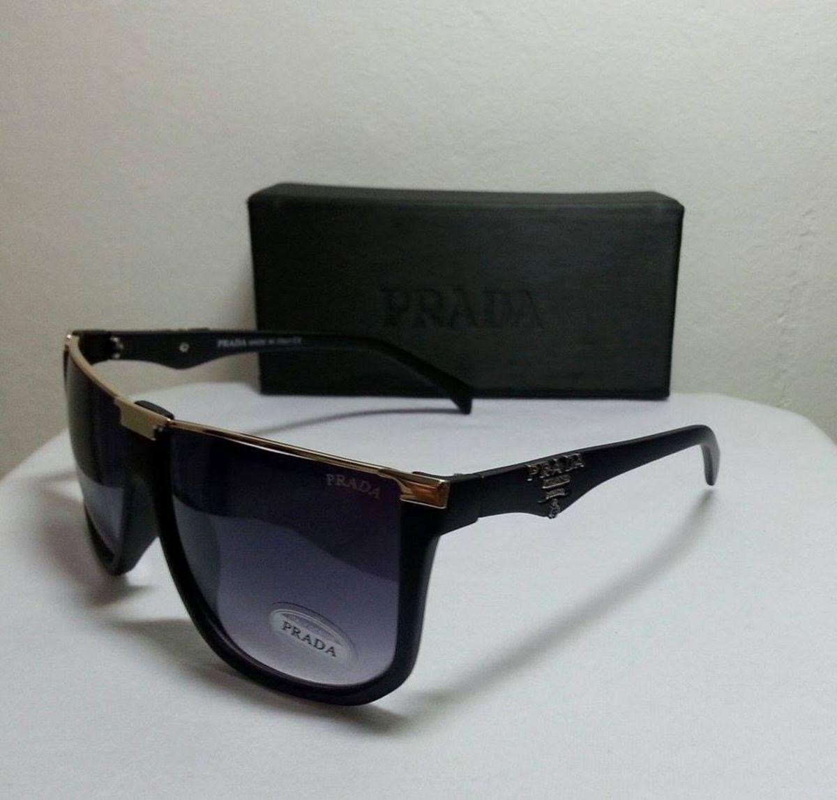 12bde2df4cb6e óculos de sol prada milano luxuria - óculos prada