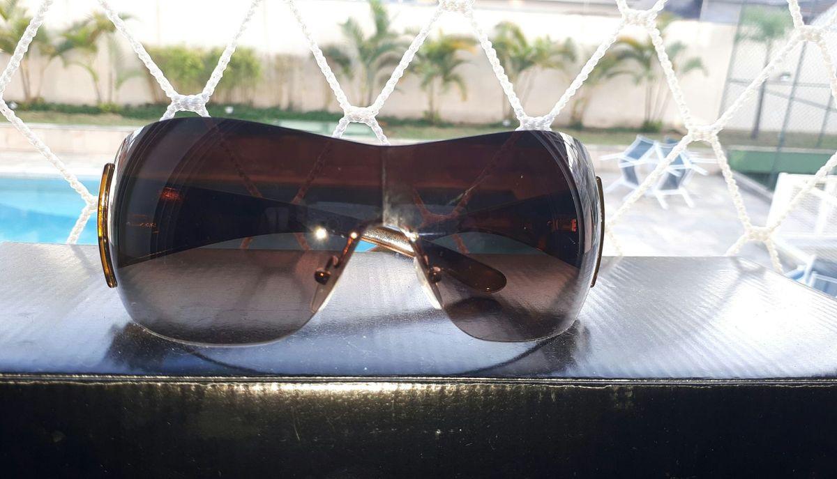 b92d15967 Óculos de Sol Prada Milano Tartaruga | Óculos Feminino Prada Usado ...